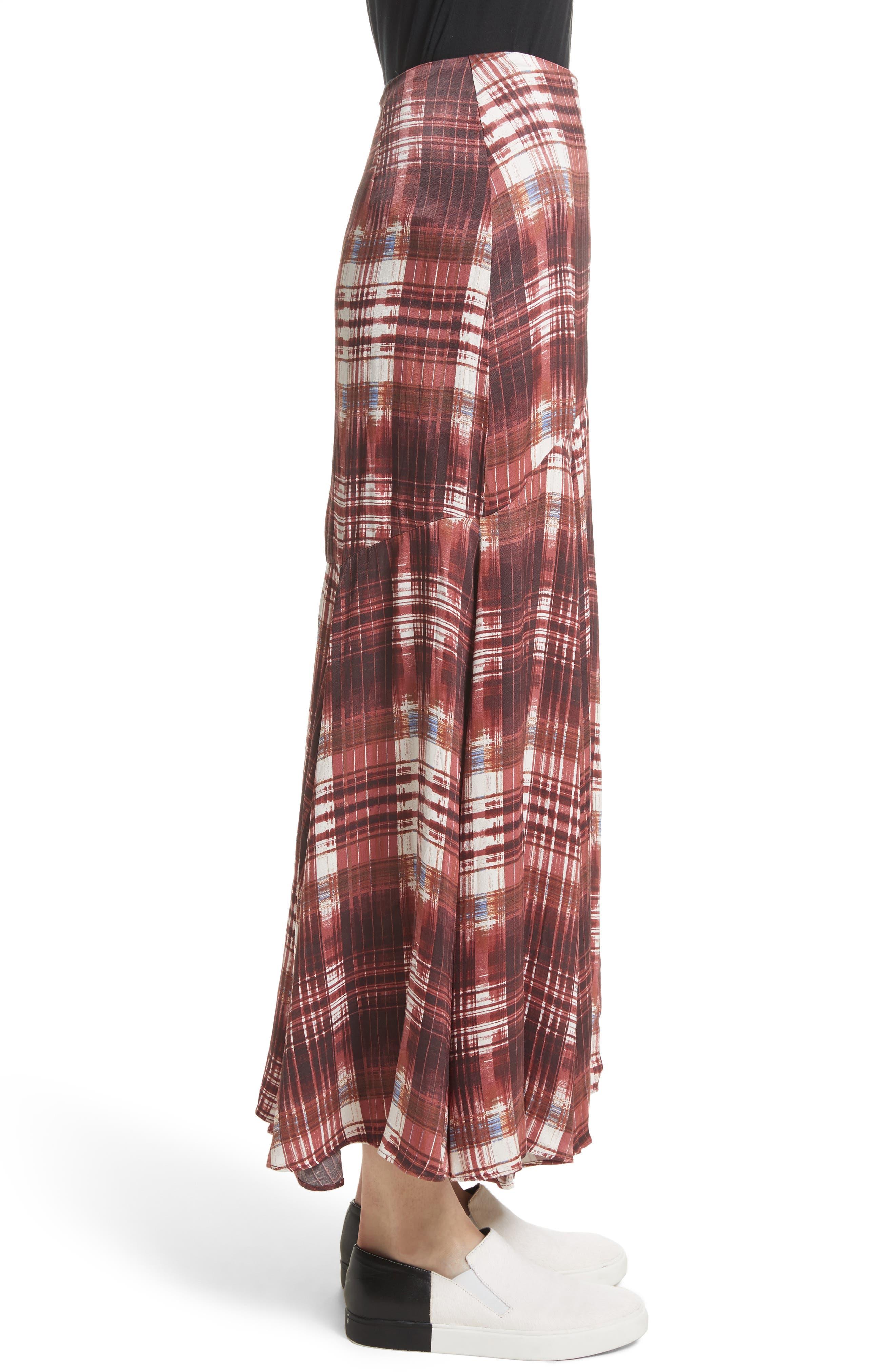 Alternate Image 3  - Free People Season of the Wind Midi Skirt