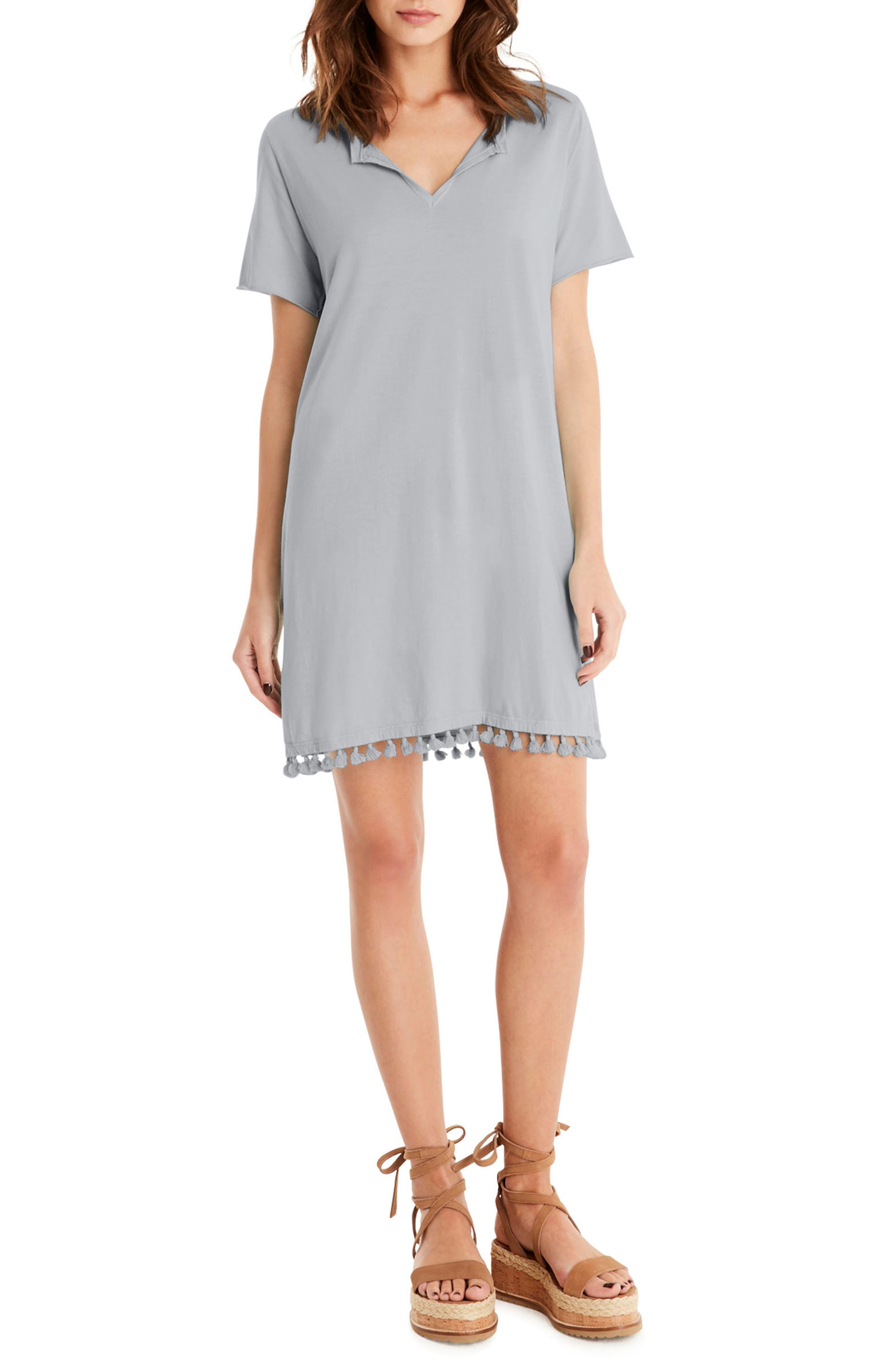 Alternate Image 1 Selected - Michael Stars T-Shirt Dress