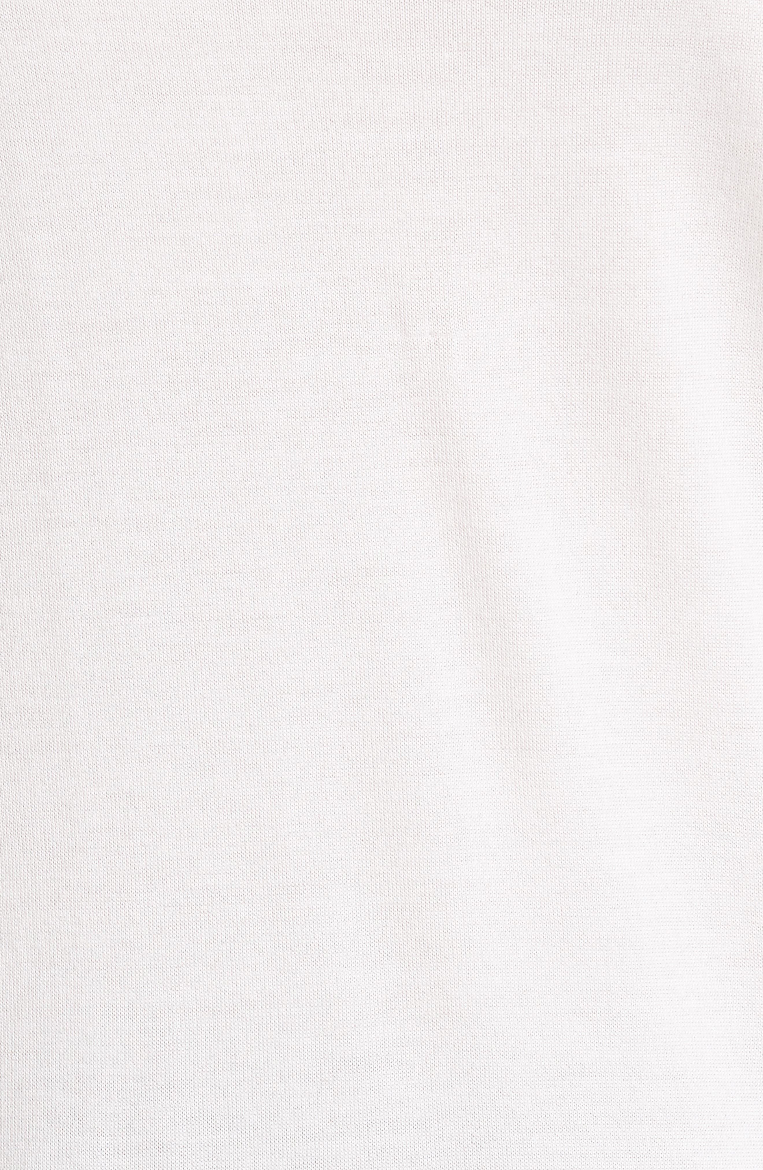 Alternate Image 3  - Fabiana Filippi Metallic Trim Cashmere & Silk Sweater