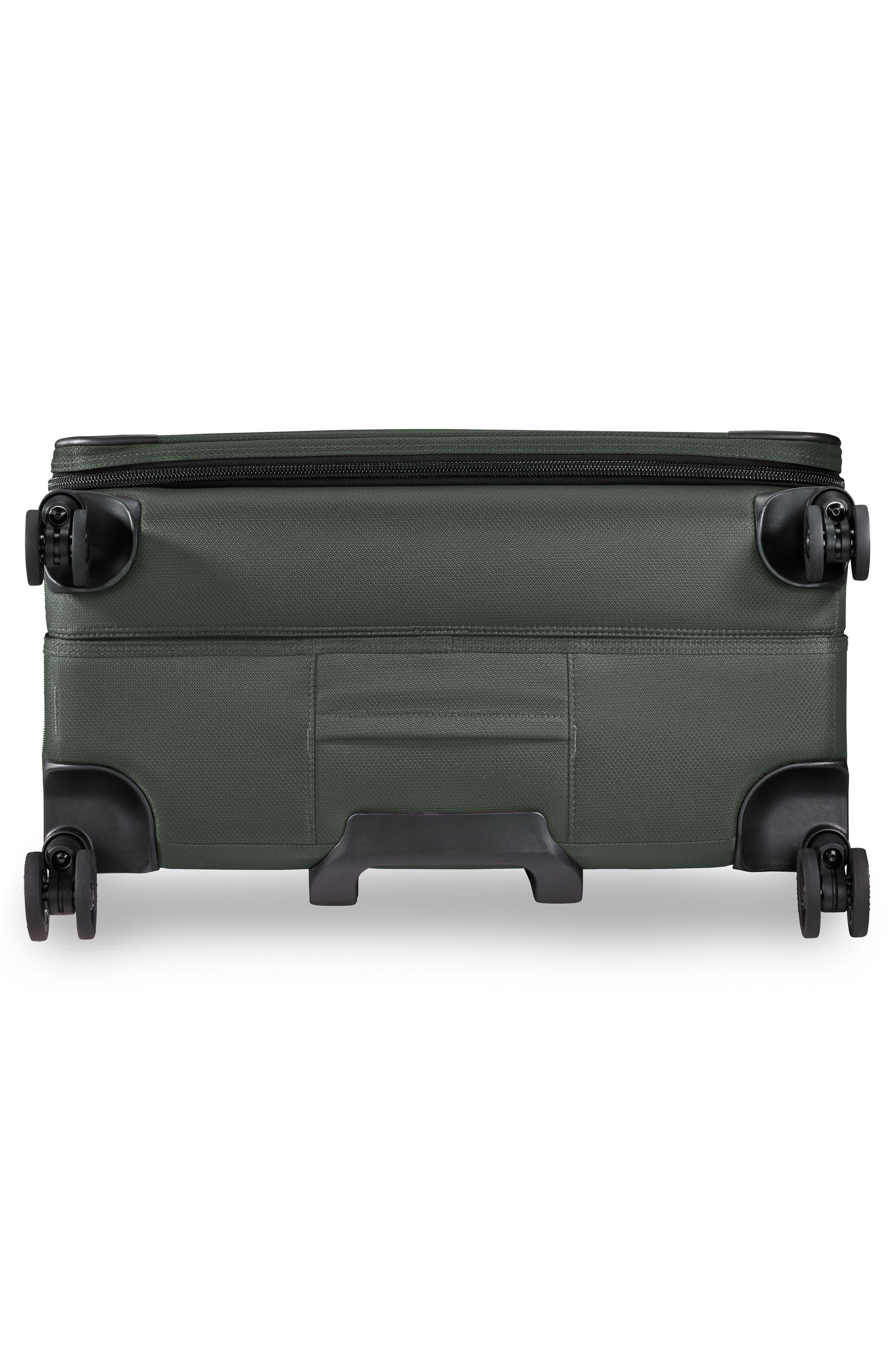 Transcend VX Large Expandable 29-Inch Spinner Suitcase,                             Alternate thumbnail 7, color,                             Rainforest Green