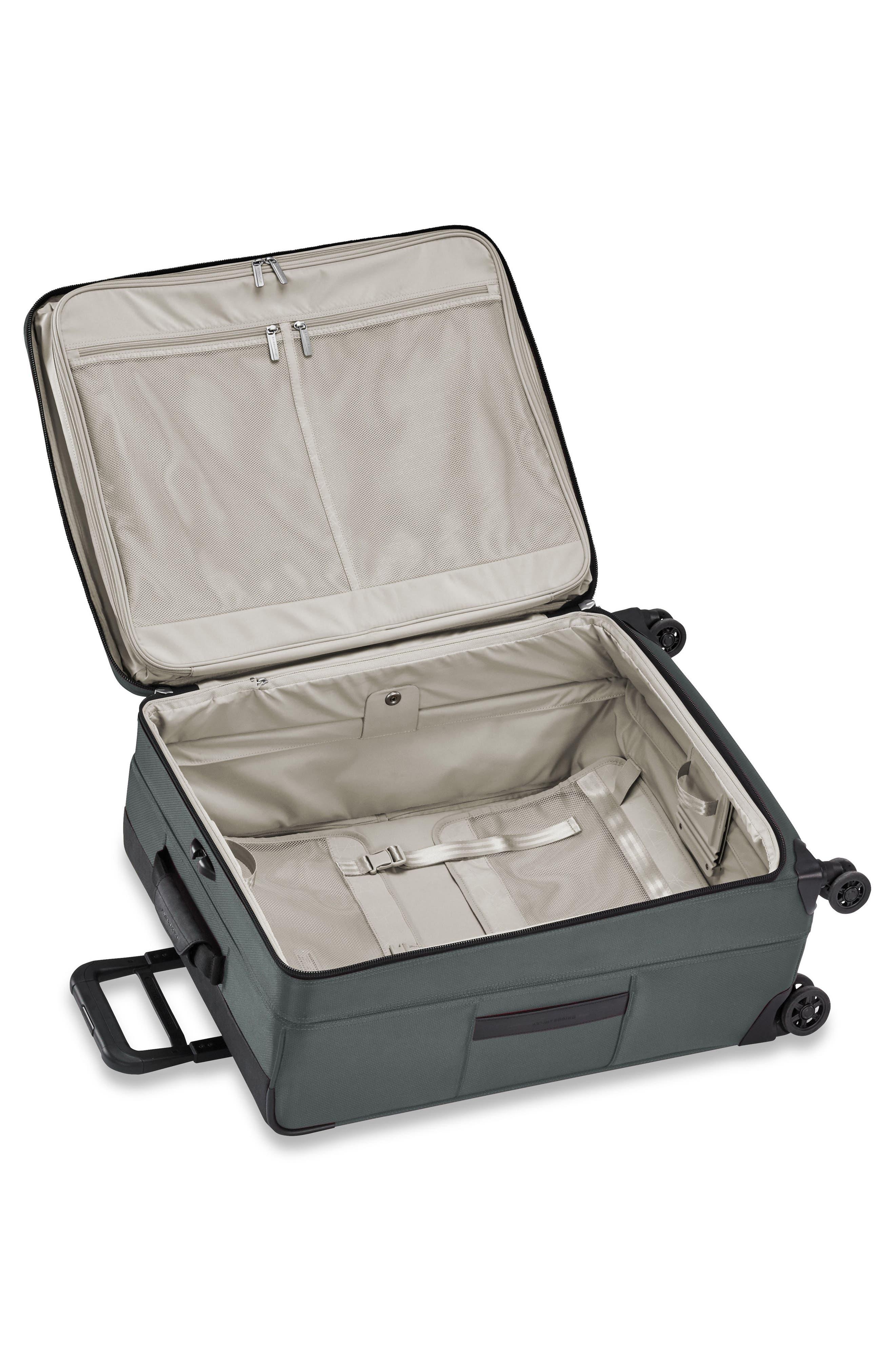 Alternate Image 3  - Briggs & Riley Transcend VX Medium Expandable 26-Inch Spinner Suitcase