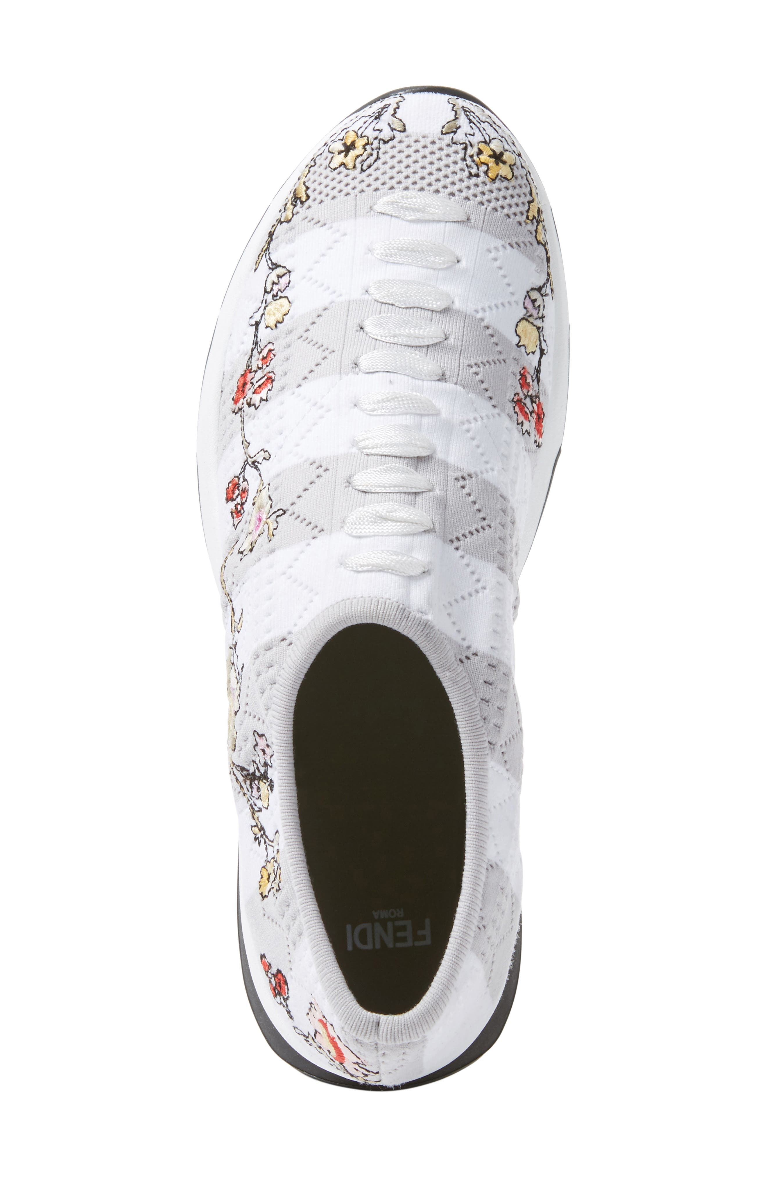 Alternate Image 4  - Fendi Marie Antoinette Sneaker (Women)