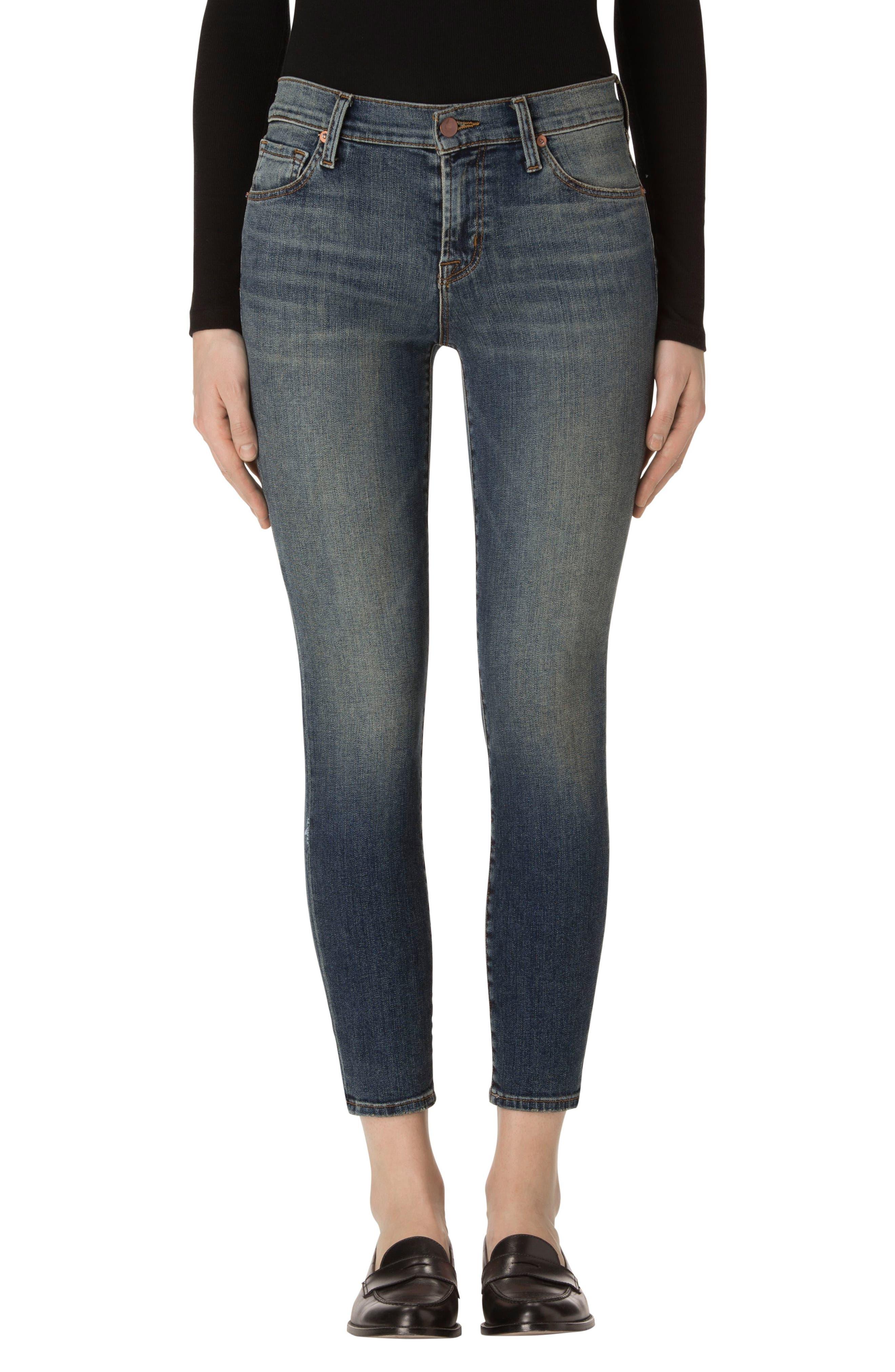 J BRAND 835 Skinny Jeans
