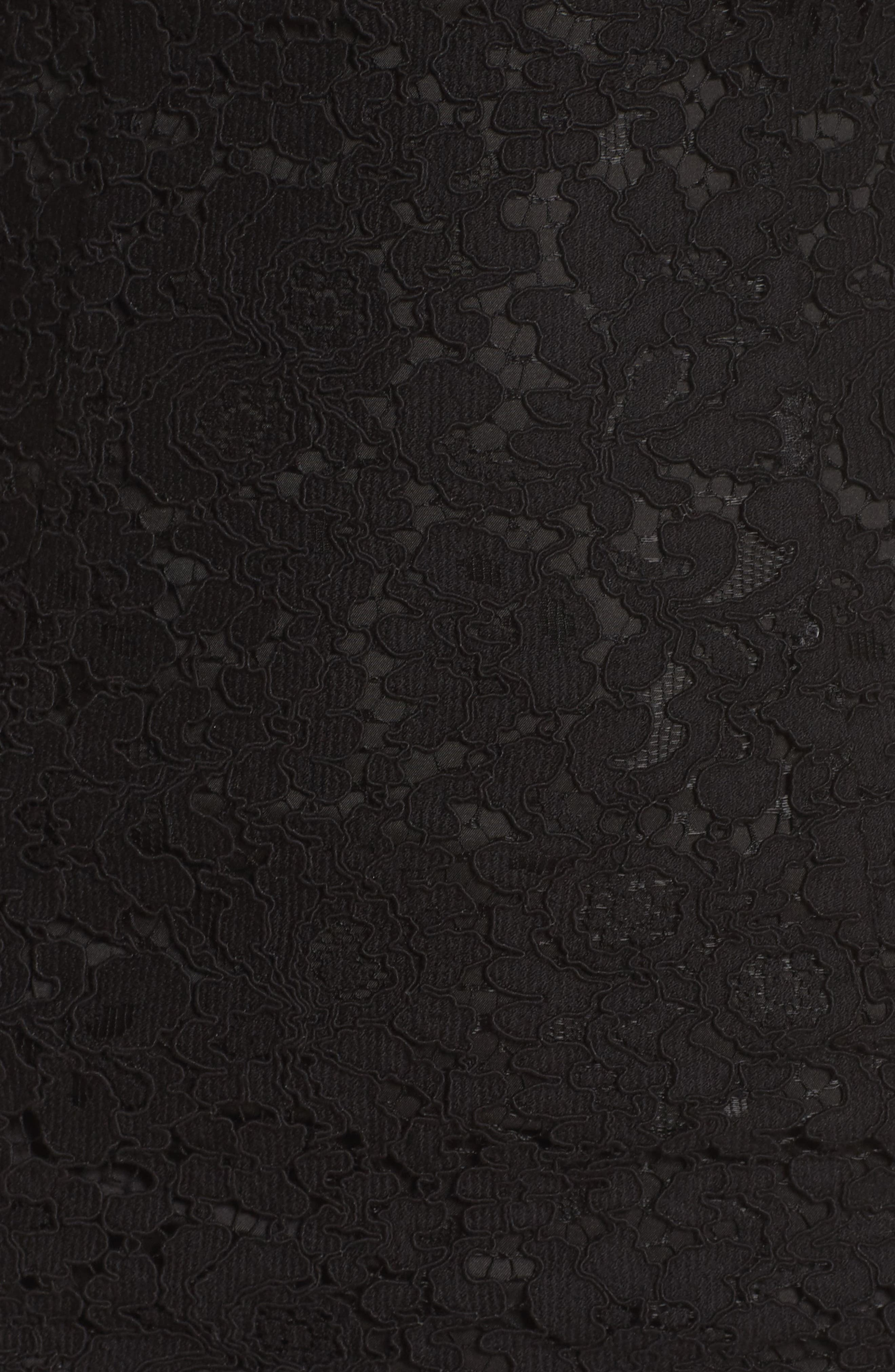 Alternate Image 5  - Bardot Karlie Cold Shoulder Lace Dress
