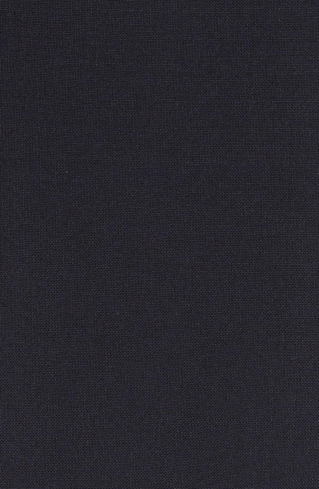 Alternate Image 5  - BOSS Dilya Belted Ballet Neck Sheath Dress