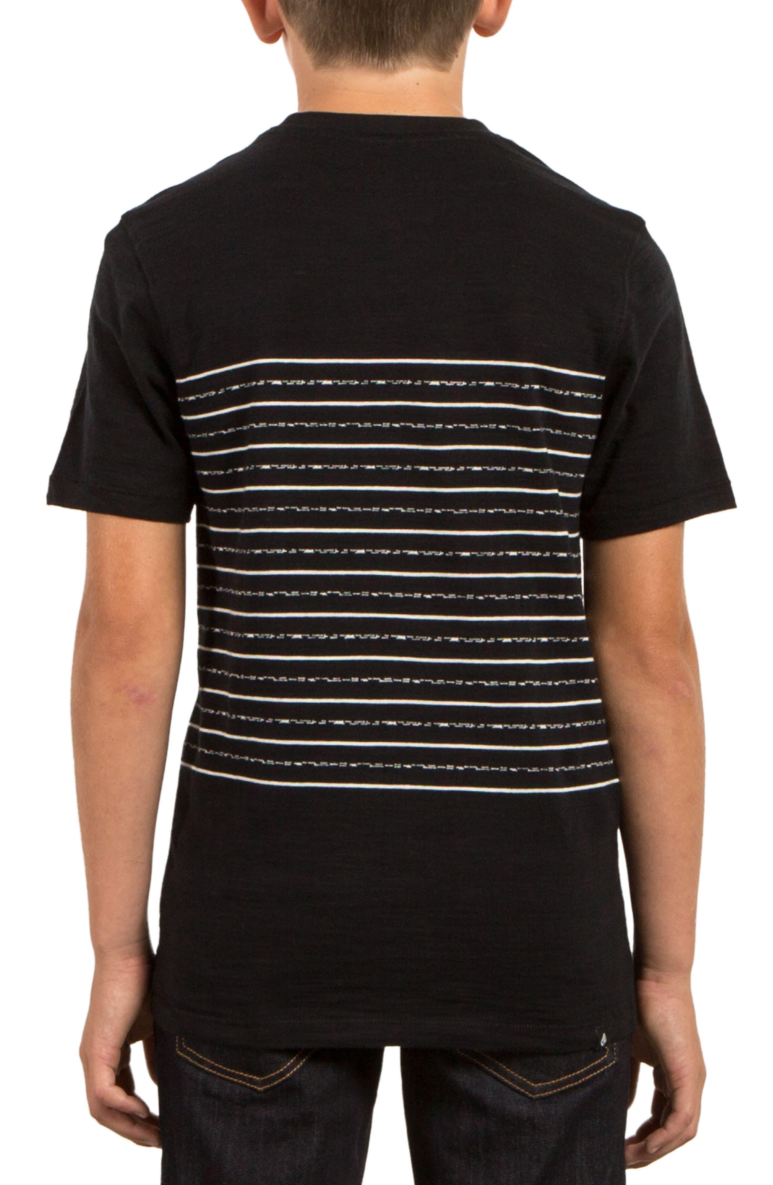 Alternate Image 2  - Volcom Threezy Pocket T-Shirt (Big Boys)