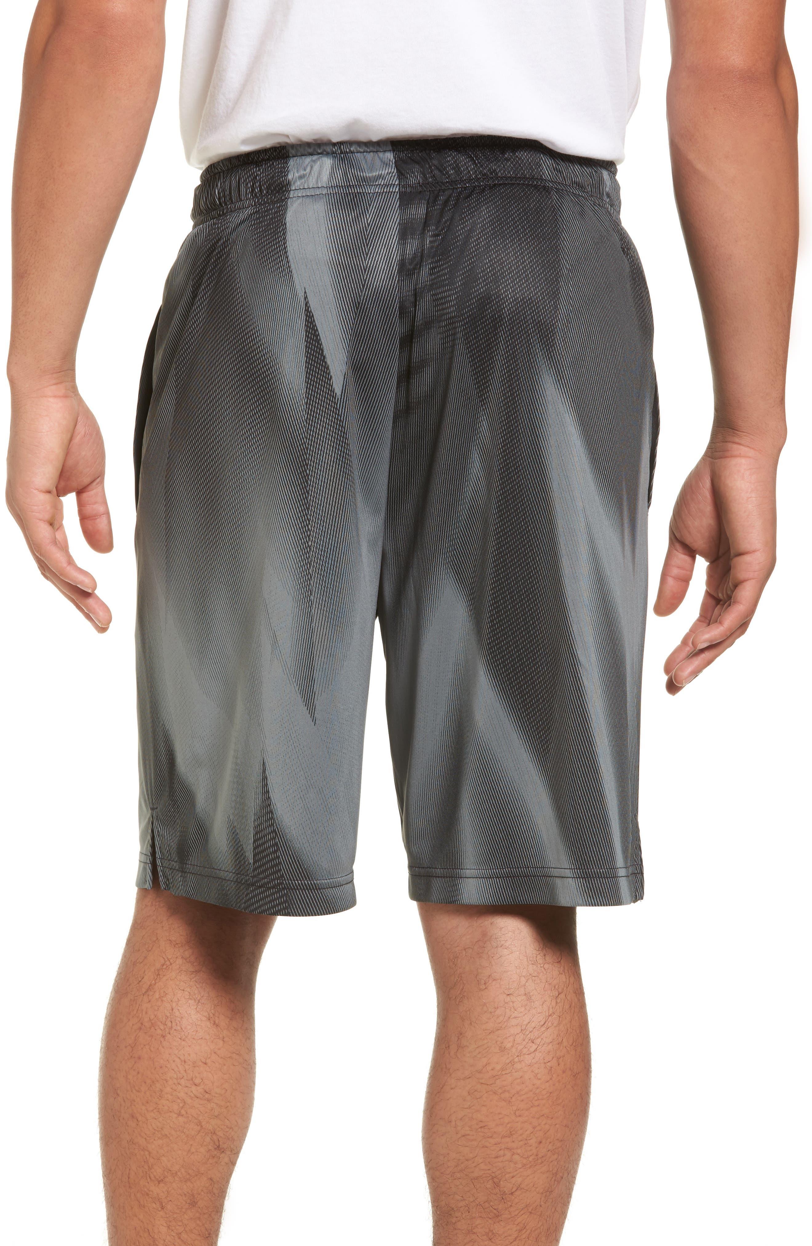 Dry Training Shorts,                             Alternate thumbnail 2, color,                             Black/ Black