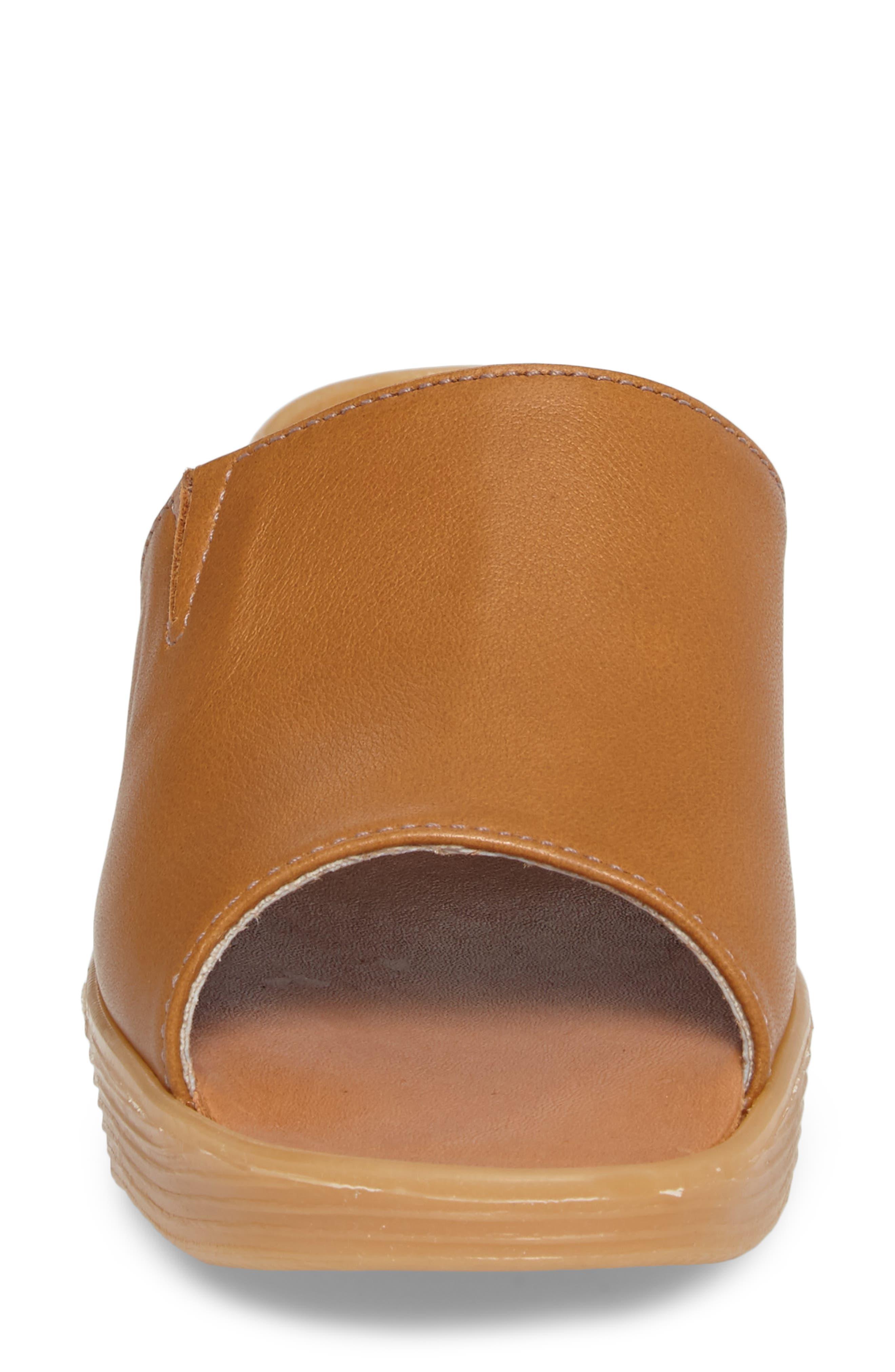 Alternate Image 4  - Famolare Slide N Sleek Wedge Slide Sandal (Women)