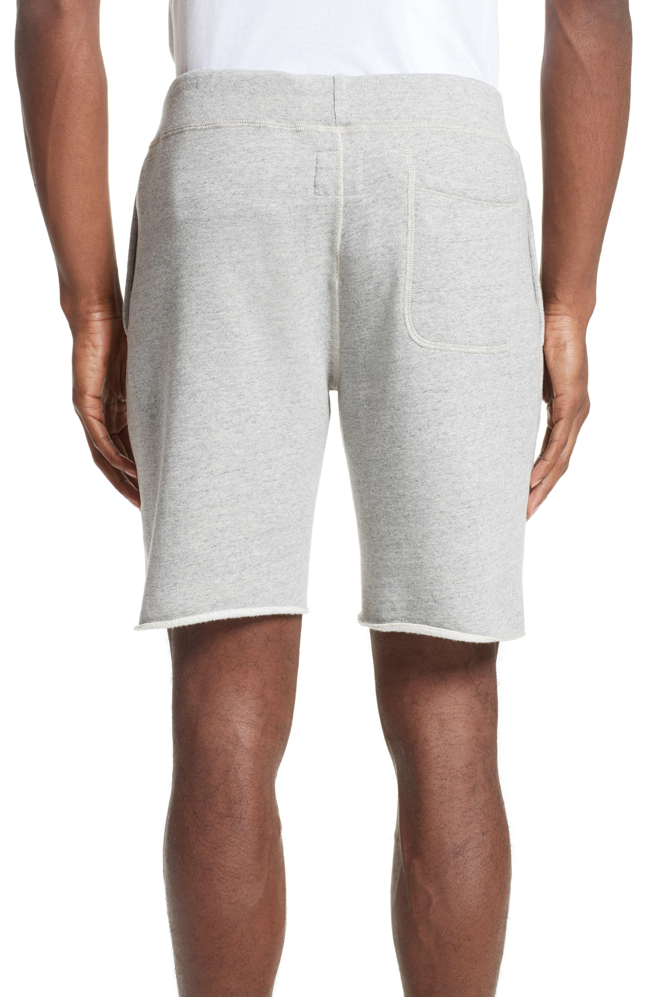 Alternate Image 2  - Todd Snyder Cutoff Sweat Shorts