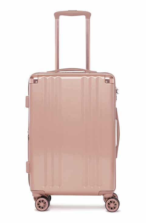 WoMen's Pink & Men's Pink Luggage & Travel Bags | Nordstrom