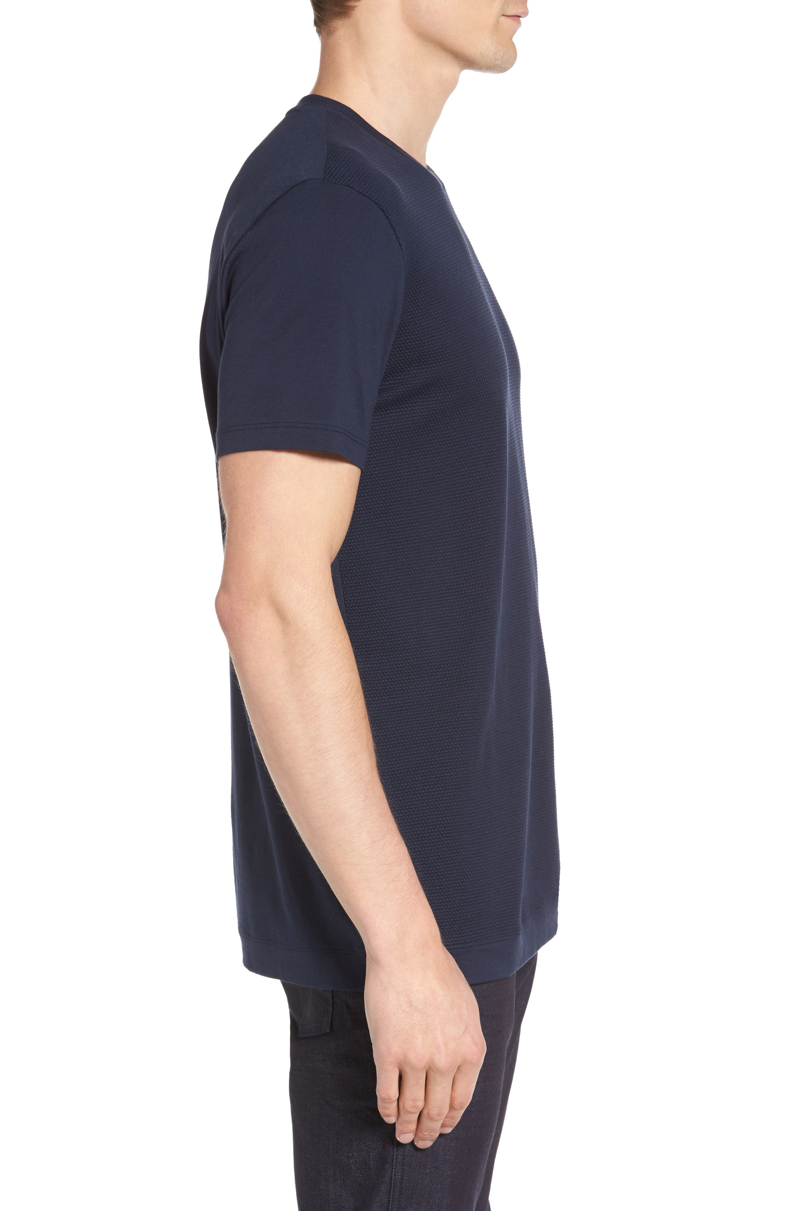Alternate Image 3  - BOSS Tessler Micropattern T-Shirt