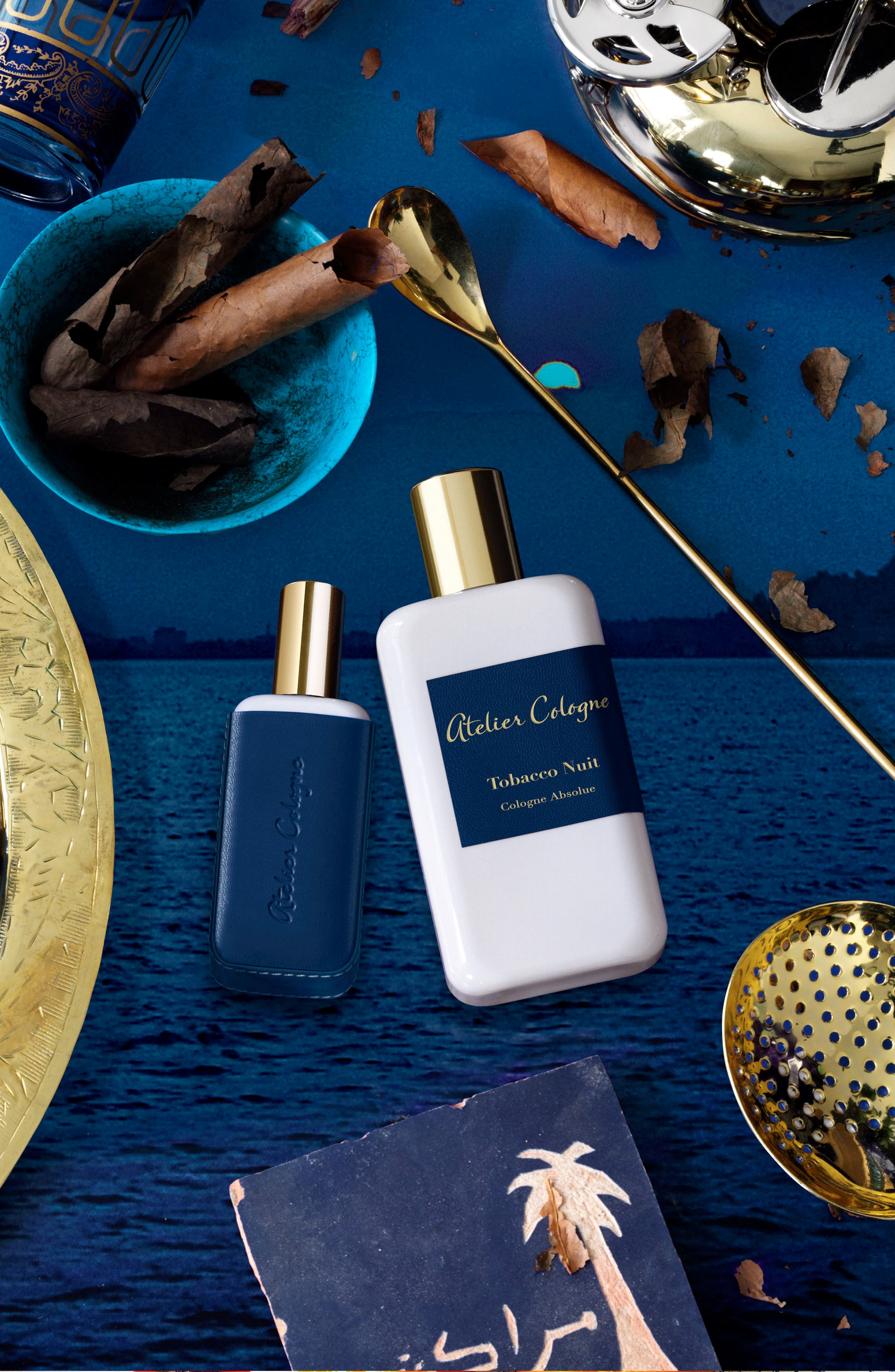 Alternate Image 3  - Atelier Cologne Tobacco Nuit Cologne Absolue