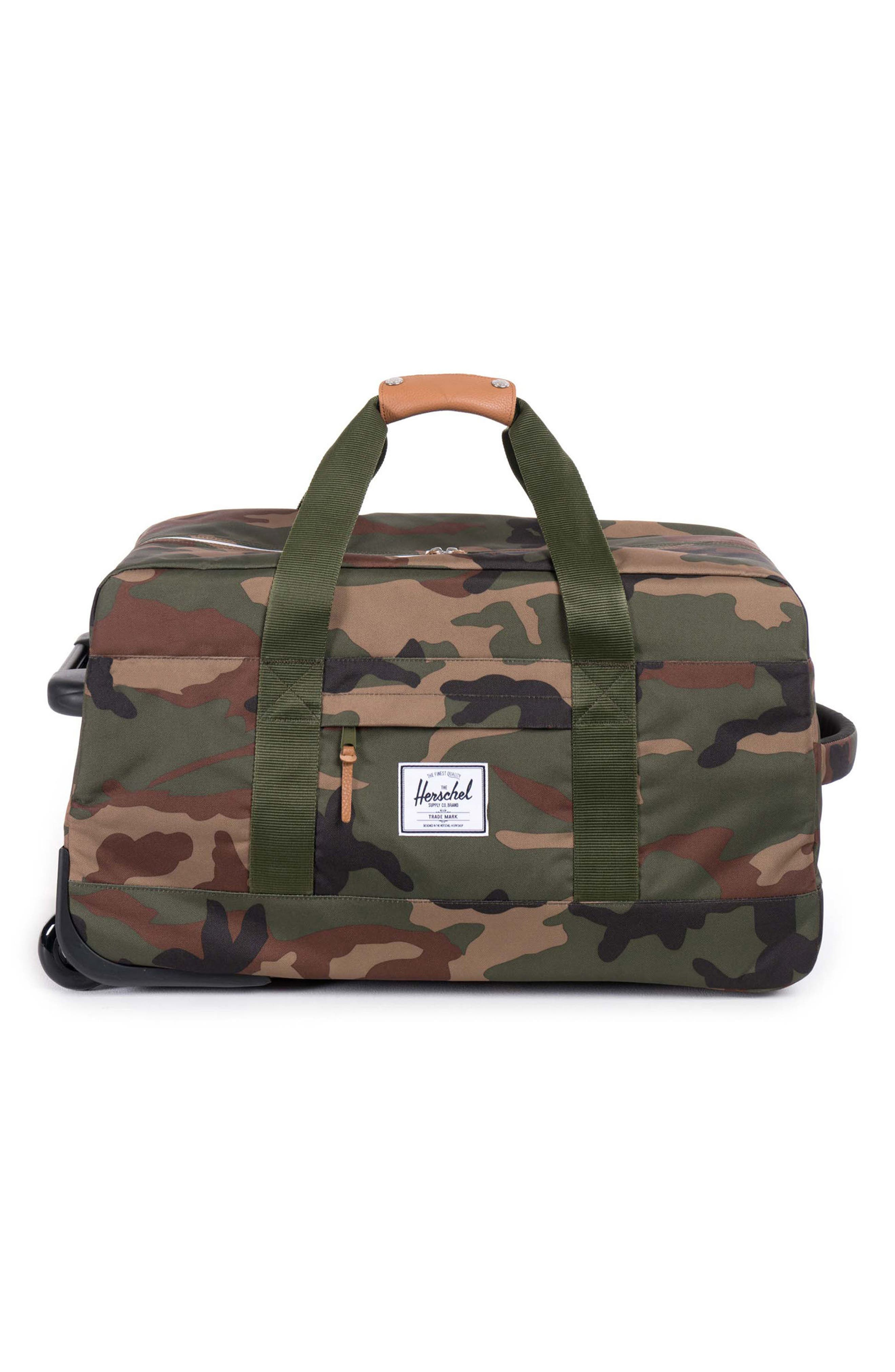 Herschel Supply Co. Wheelie Outfitter 24-Inch Duffel Bag