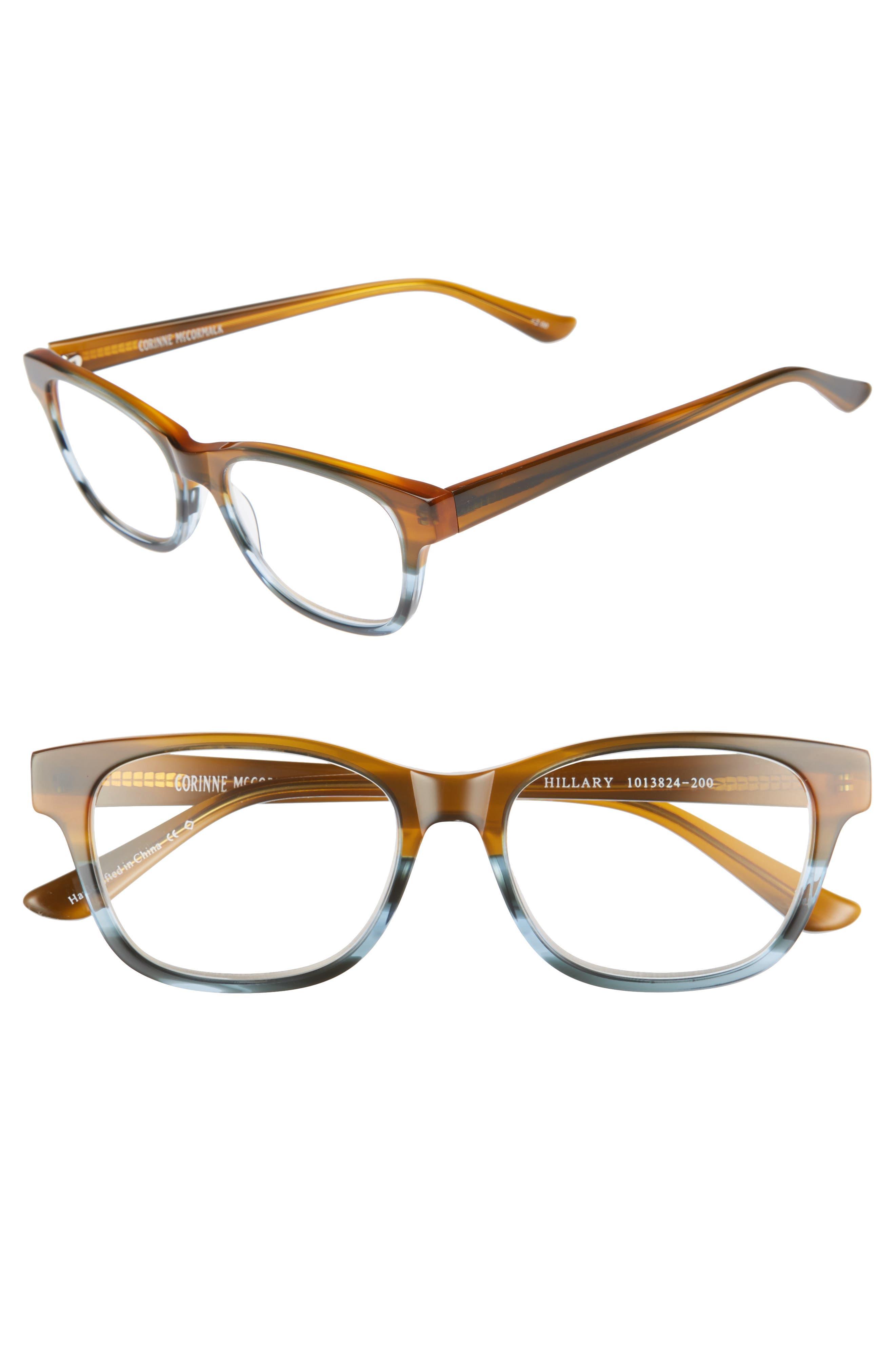 Main Image - Corinne McCormack Hillary 50mm Reading Glasses