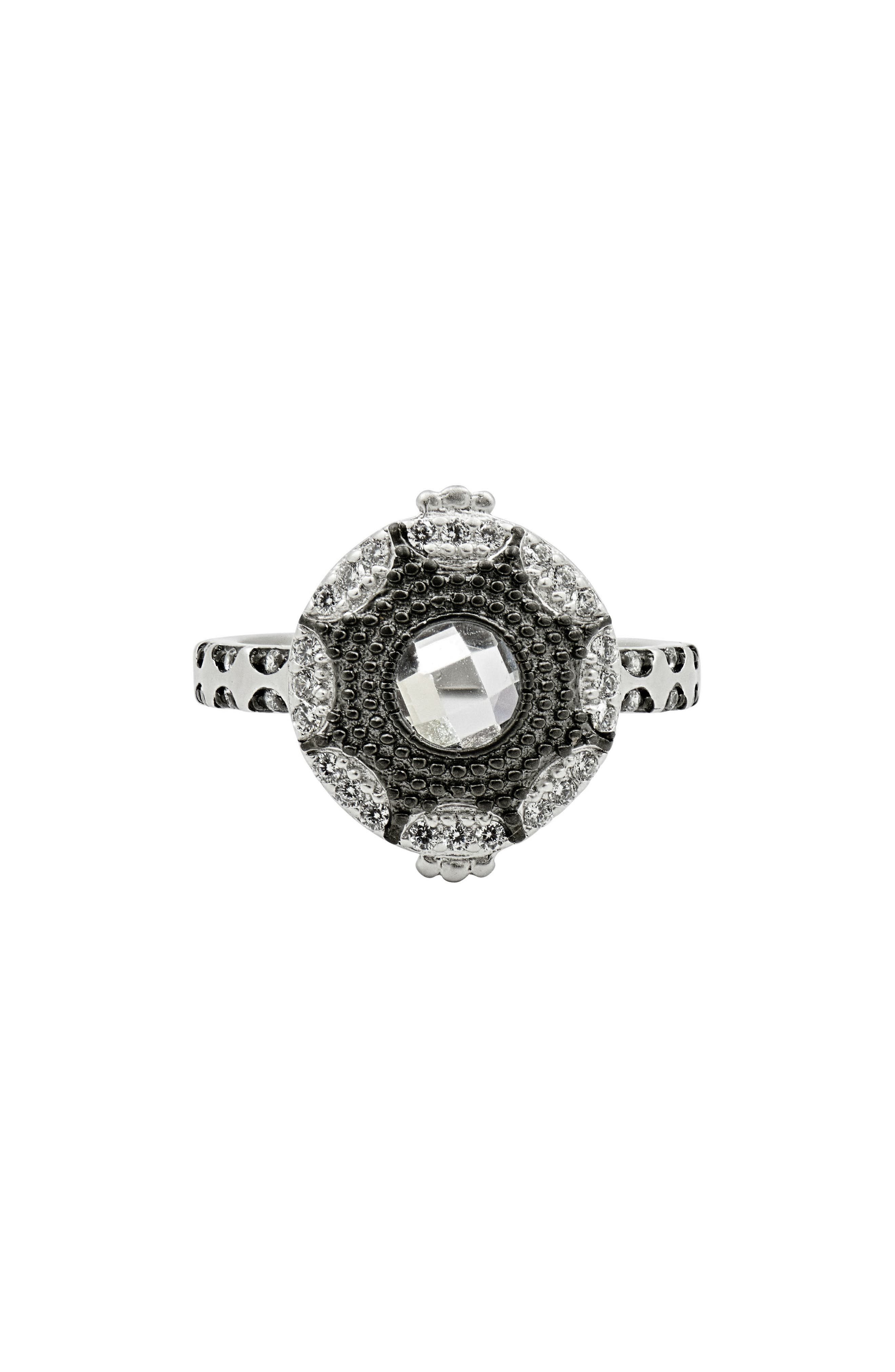 FREIDA ROTHMAN Signature Starburst Ring
