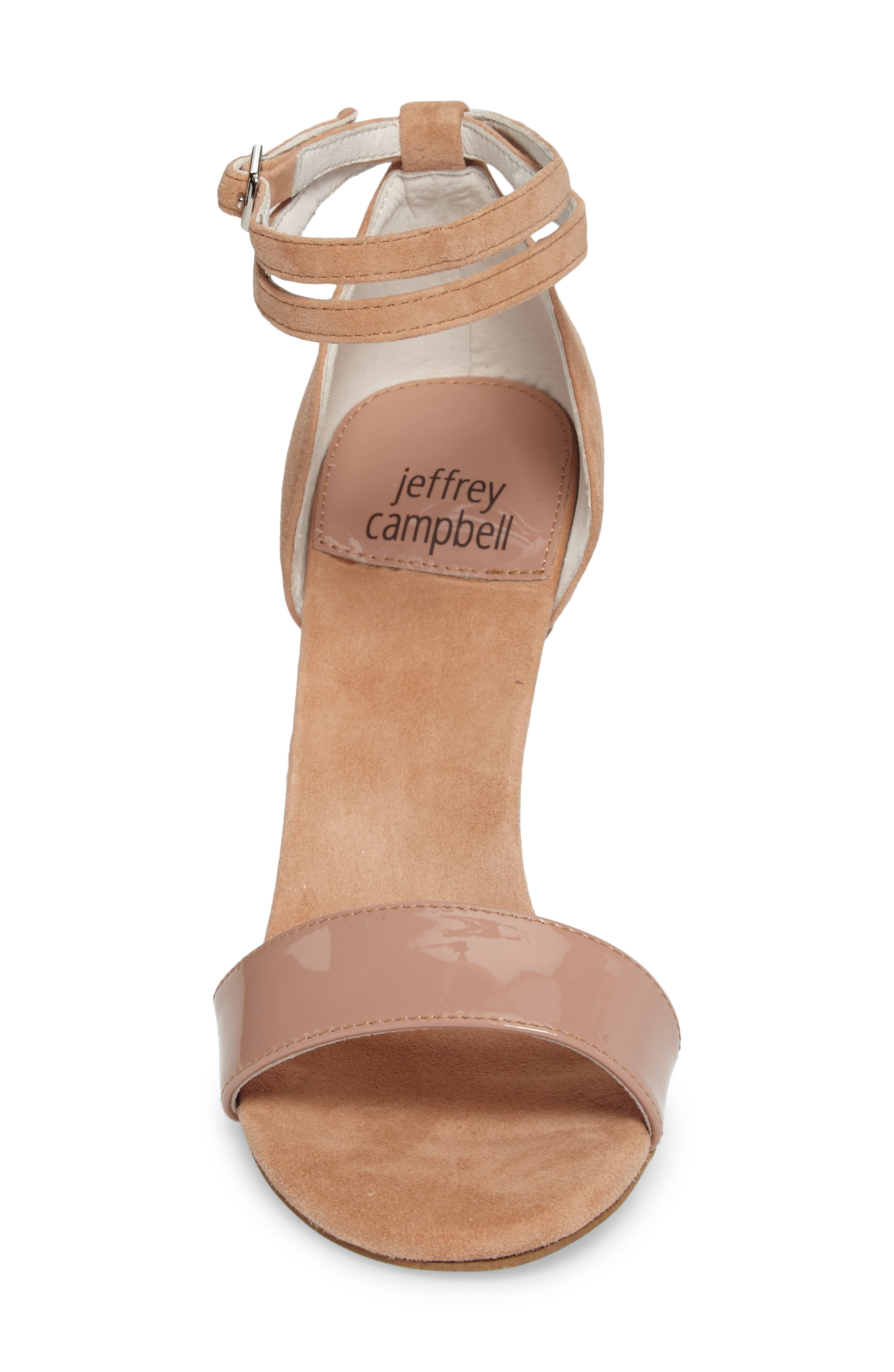 Alternate Image 4  - Jeffrey Campbell Kristy Ankle Strap Sandal (Women)