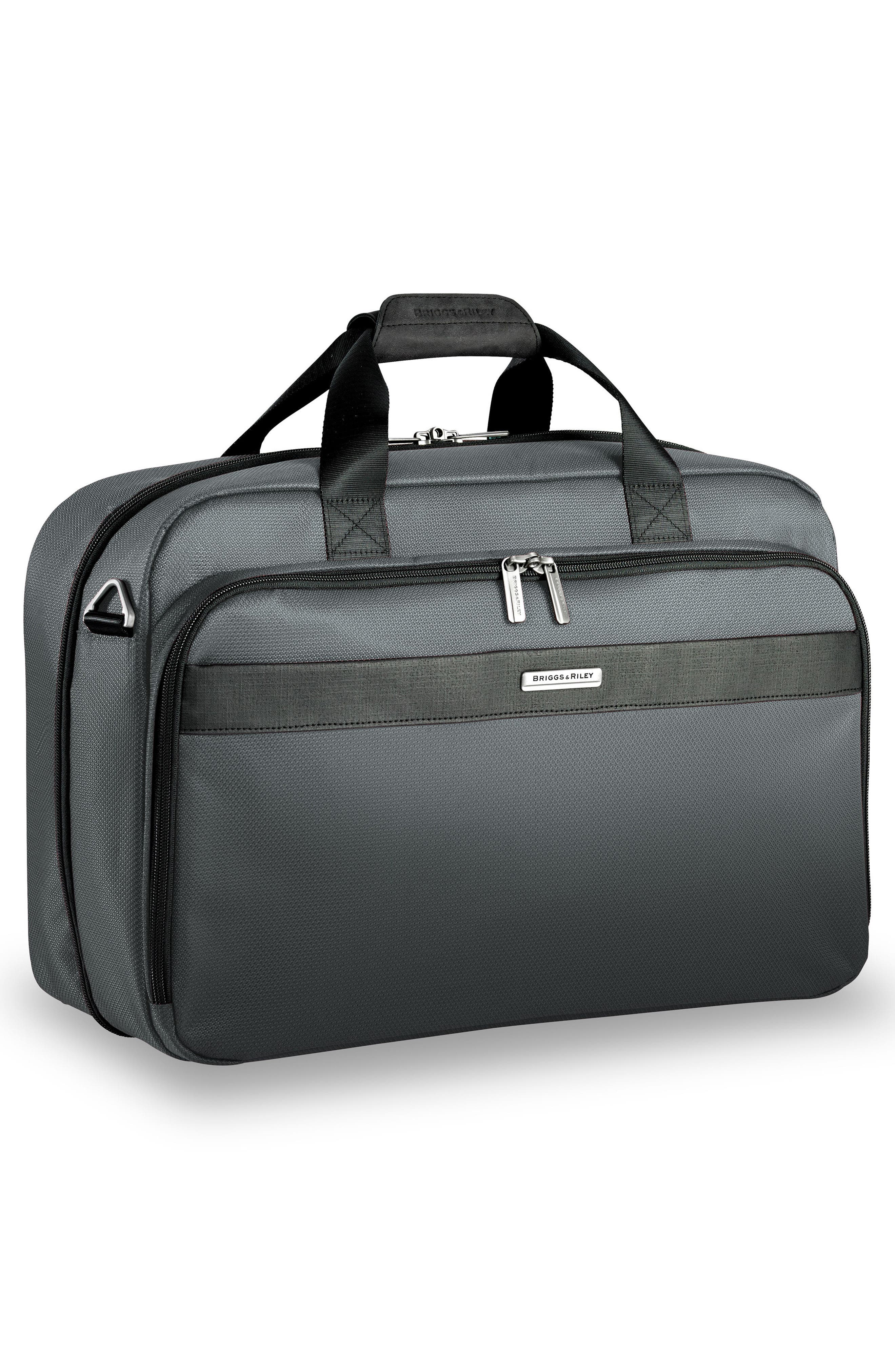 Transcend 400 Cabin Bag,                             Alternate thumbnail 10, color,                             Slate Grey
