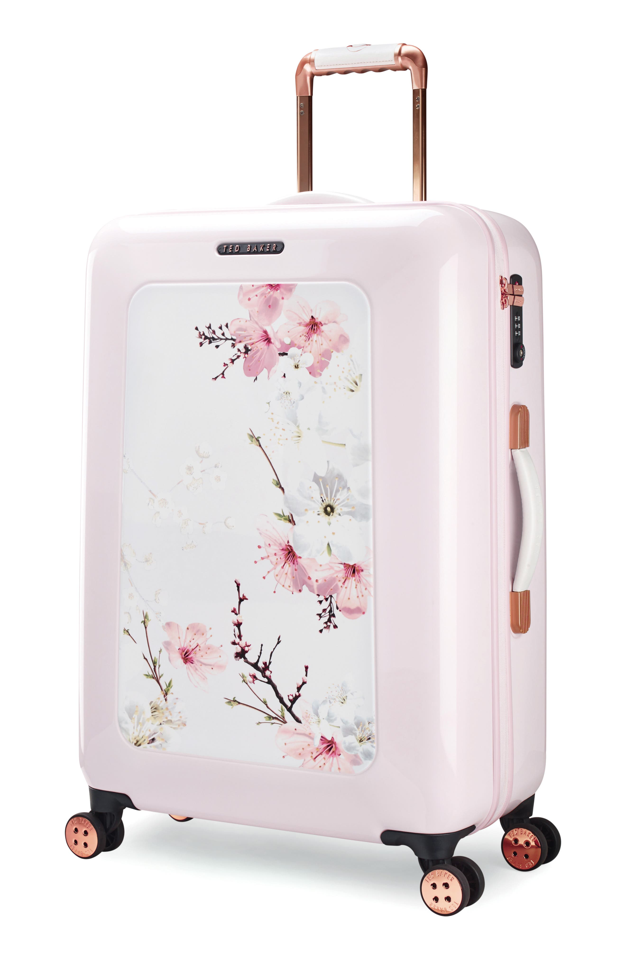 Alternate Image 7  - Ted Baker London Medium Gem Gardens 26-Inch Hard Shell Spinner Suitcase