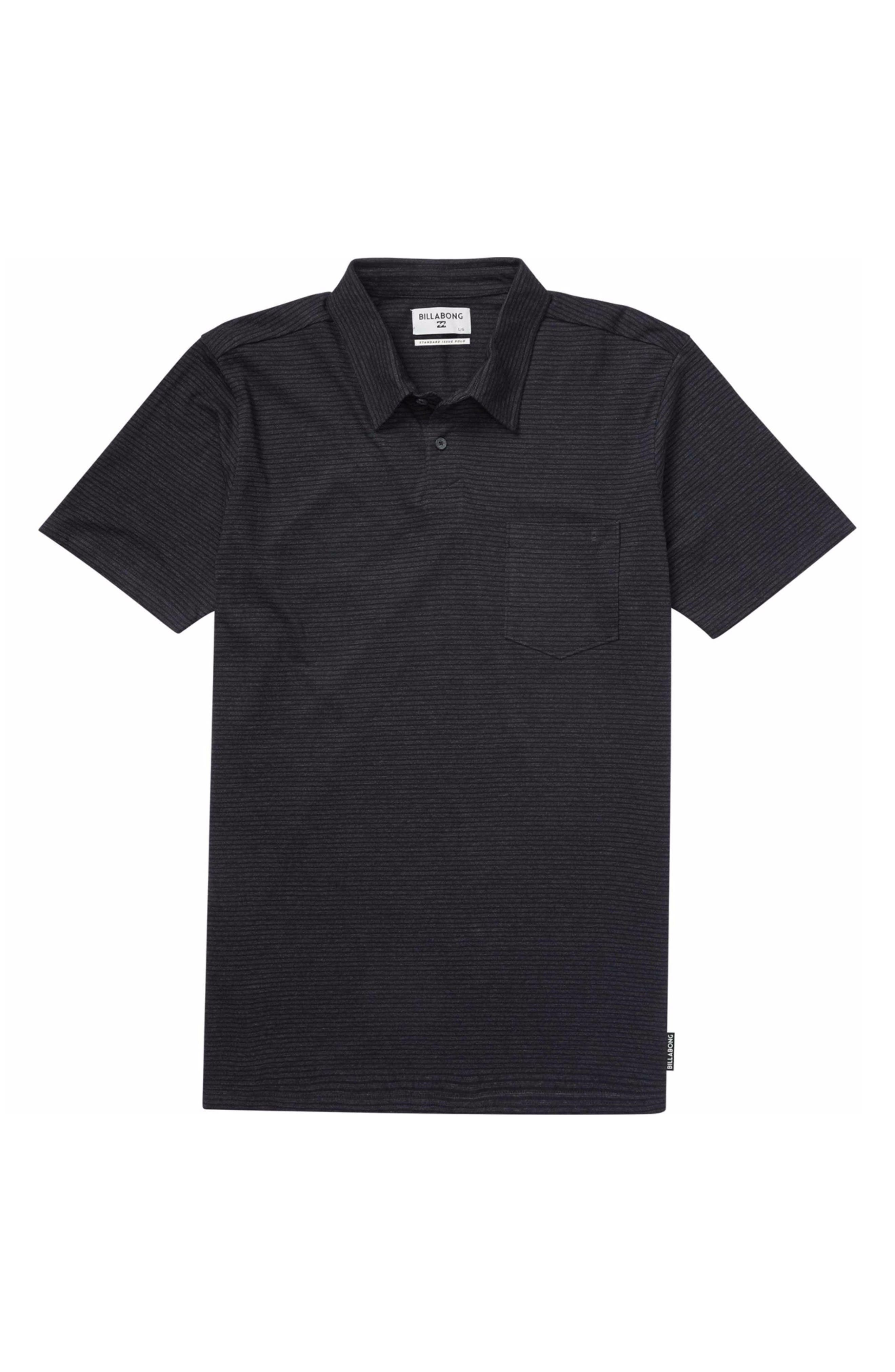 Billabong Standard Issue Jersey Polo (Big Boys)