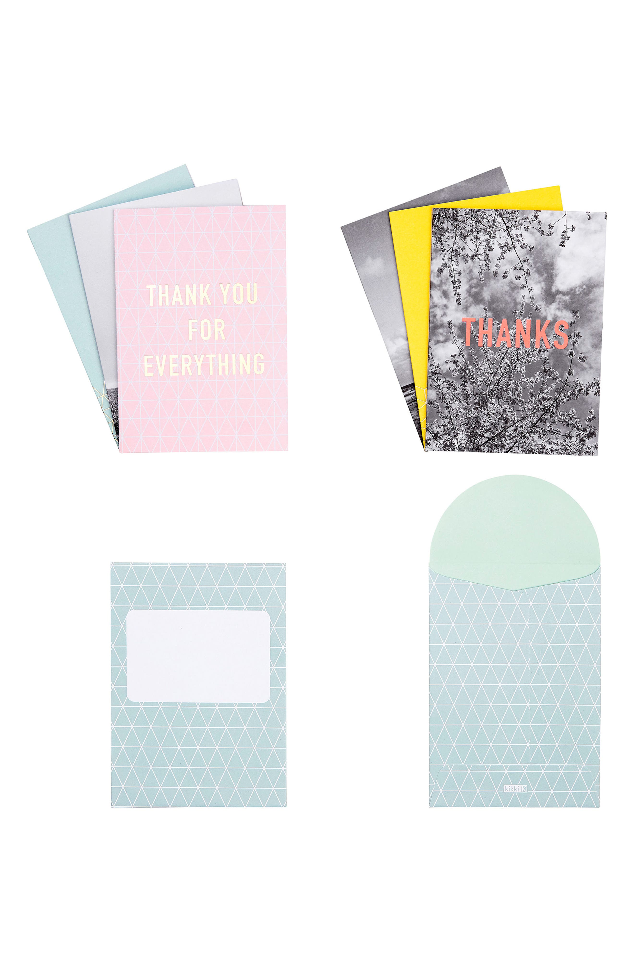 Alternate Image 2  - kikki.K 52 Inspirational Cards Box Set