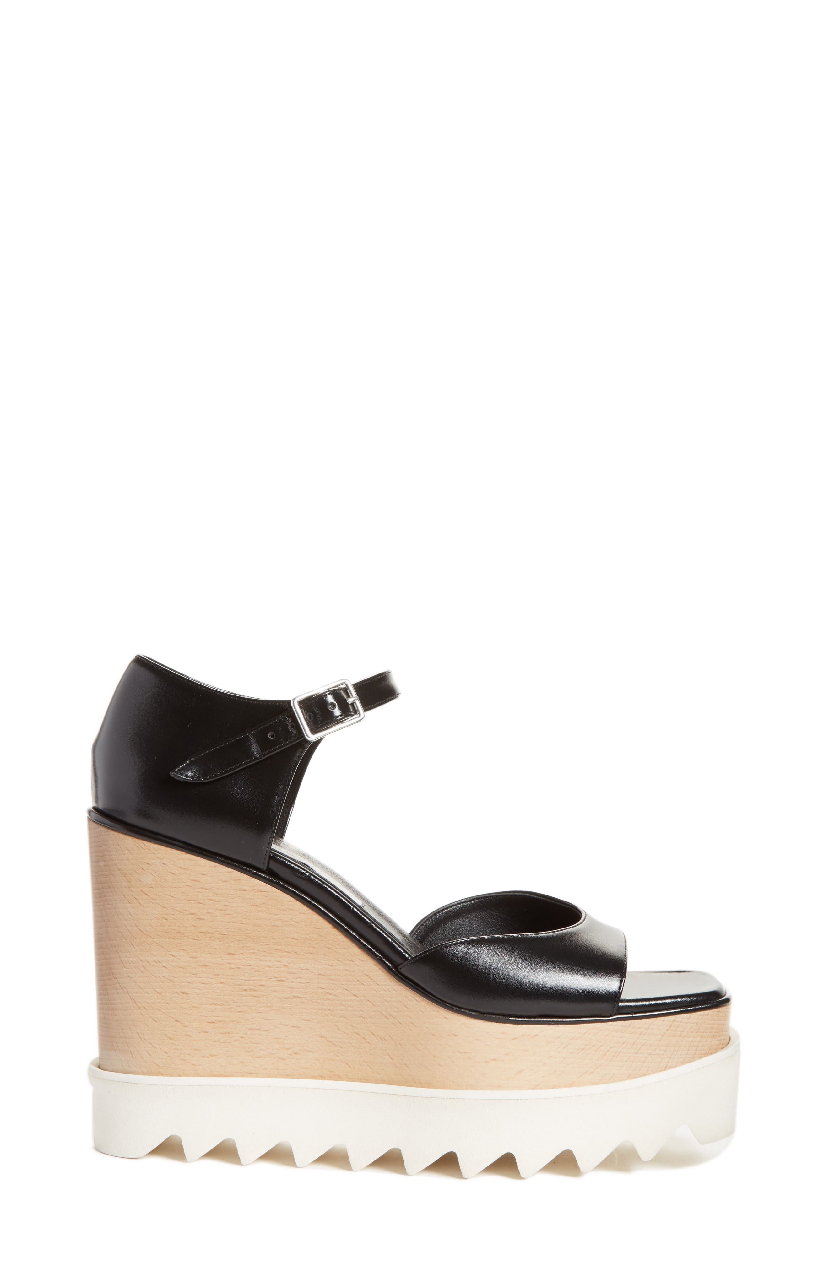 Alternate Image 3  - Stella McCartney Platform Wedge Sandal (Women)