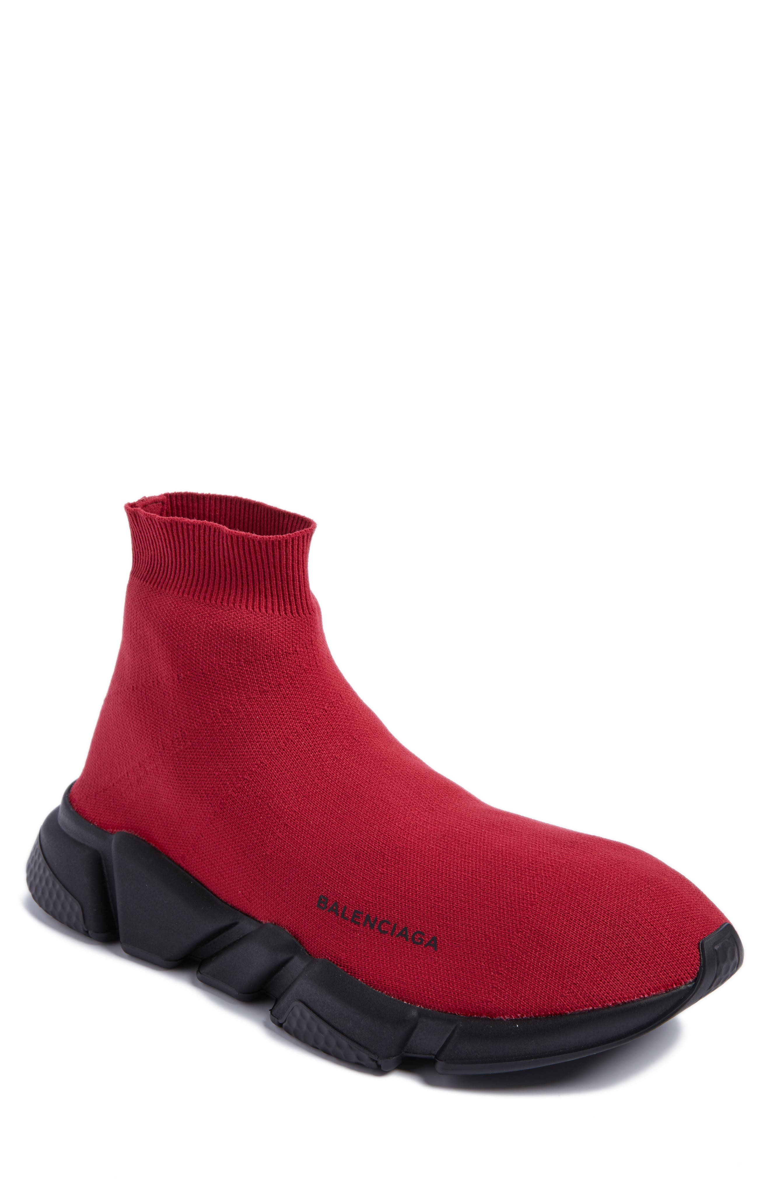 Balenciaga Speed High Slip-On (Men)