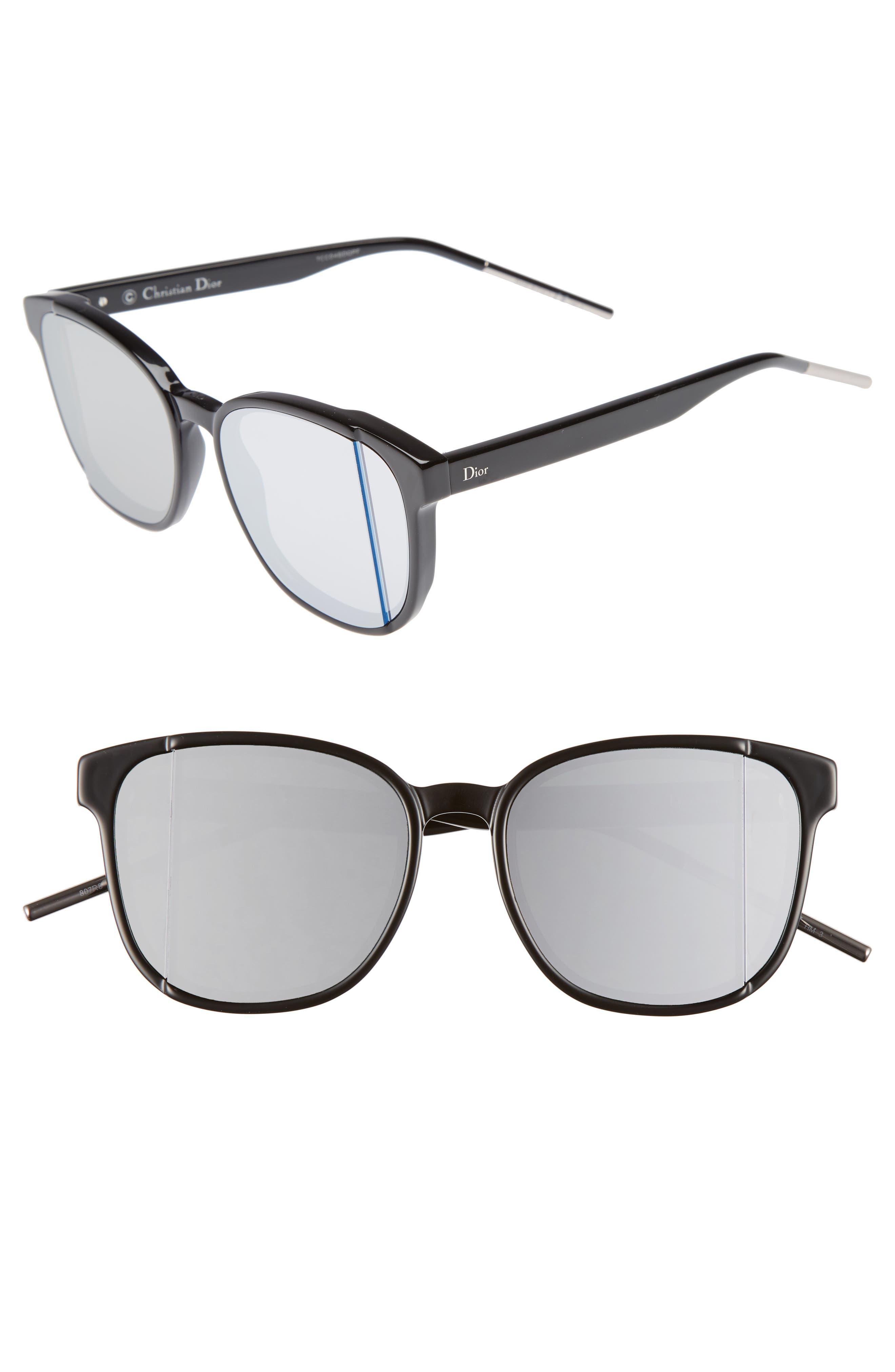 Main Image - Dior Dior Steps 55mm Sunglasses