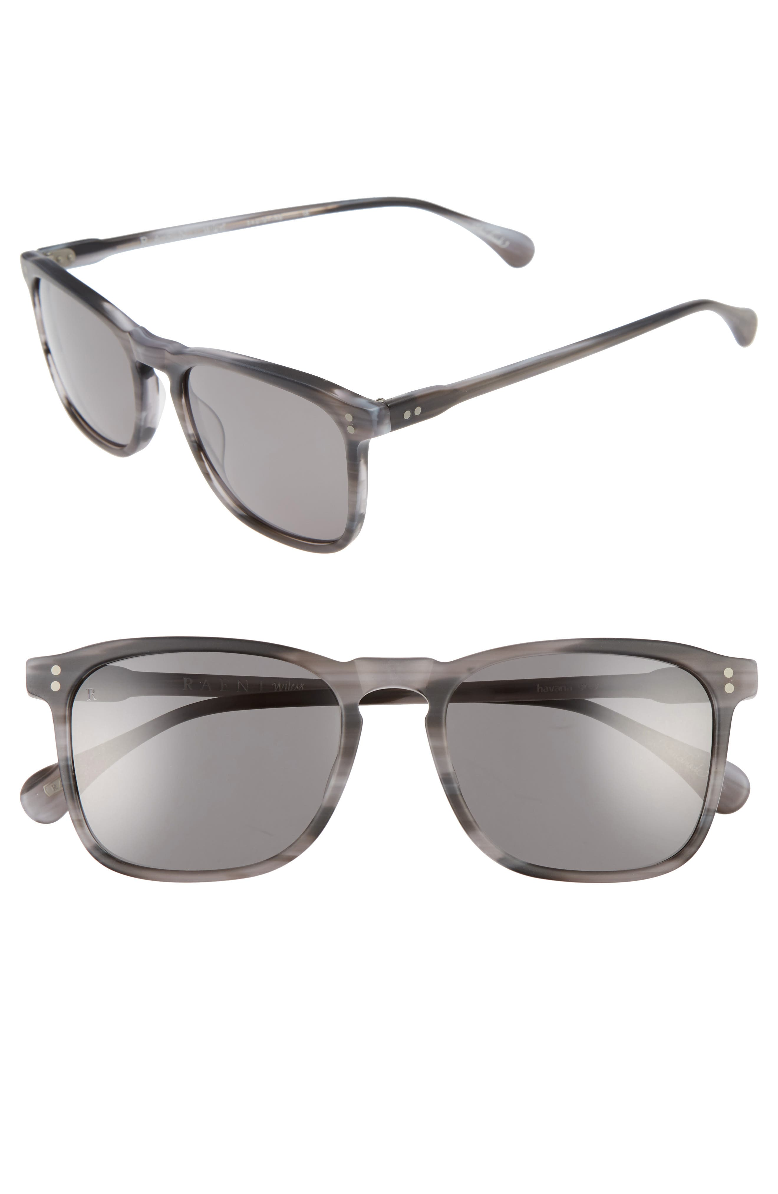 RAEN Wiley 54mm Polarized Sunglasses