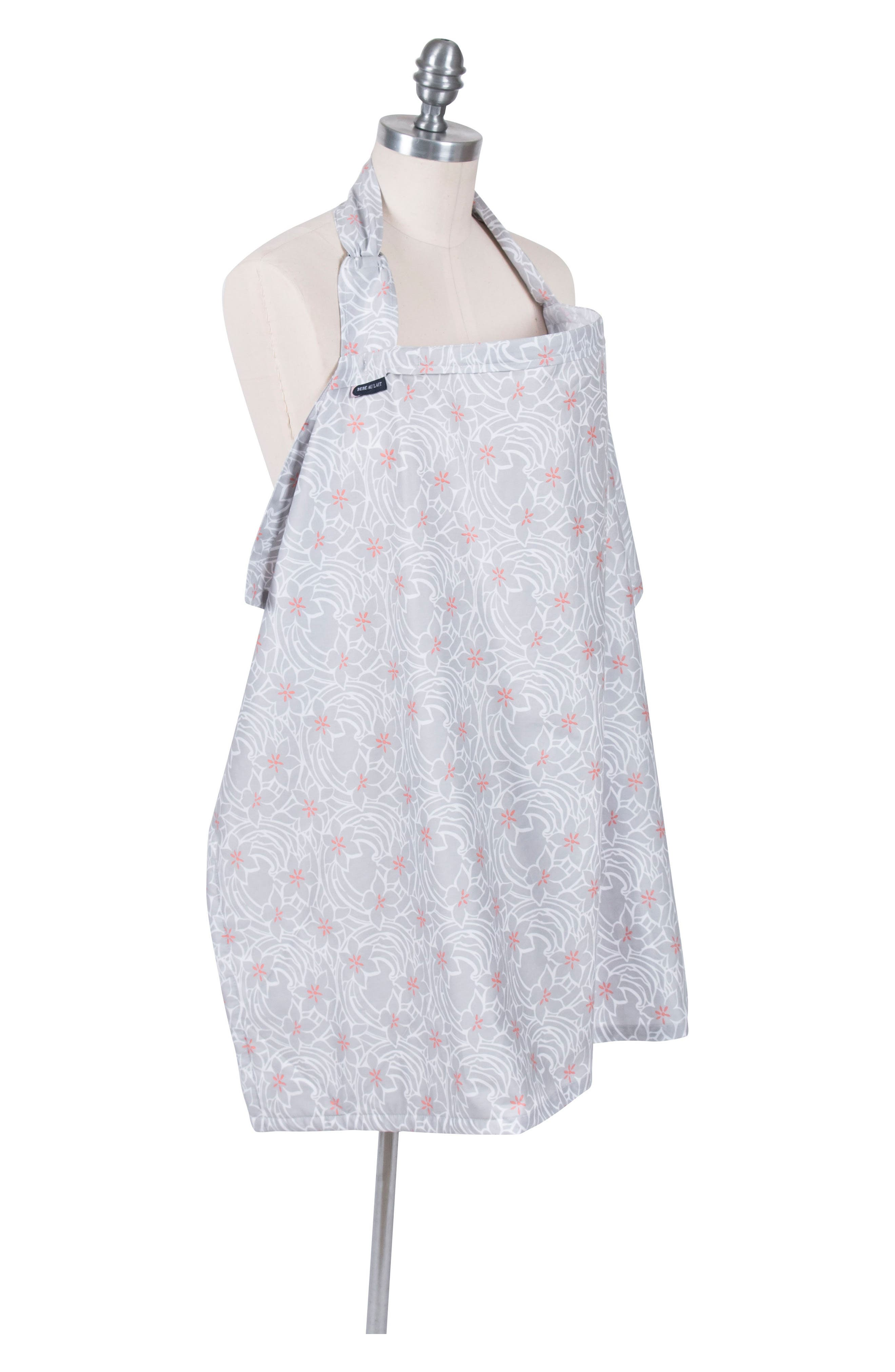 Nursing Cover & Burp Cloth Set,                             Alternate thumbnail 2, color,                             Monet