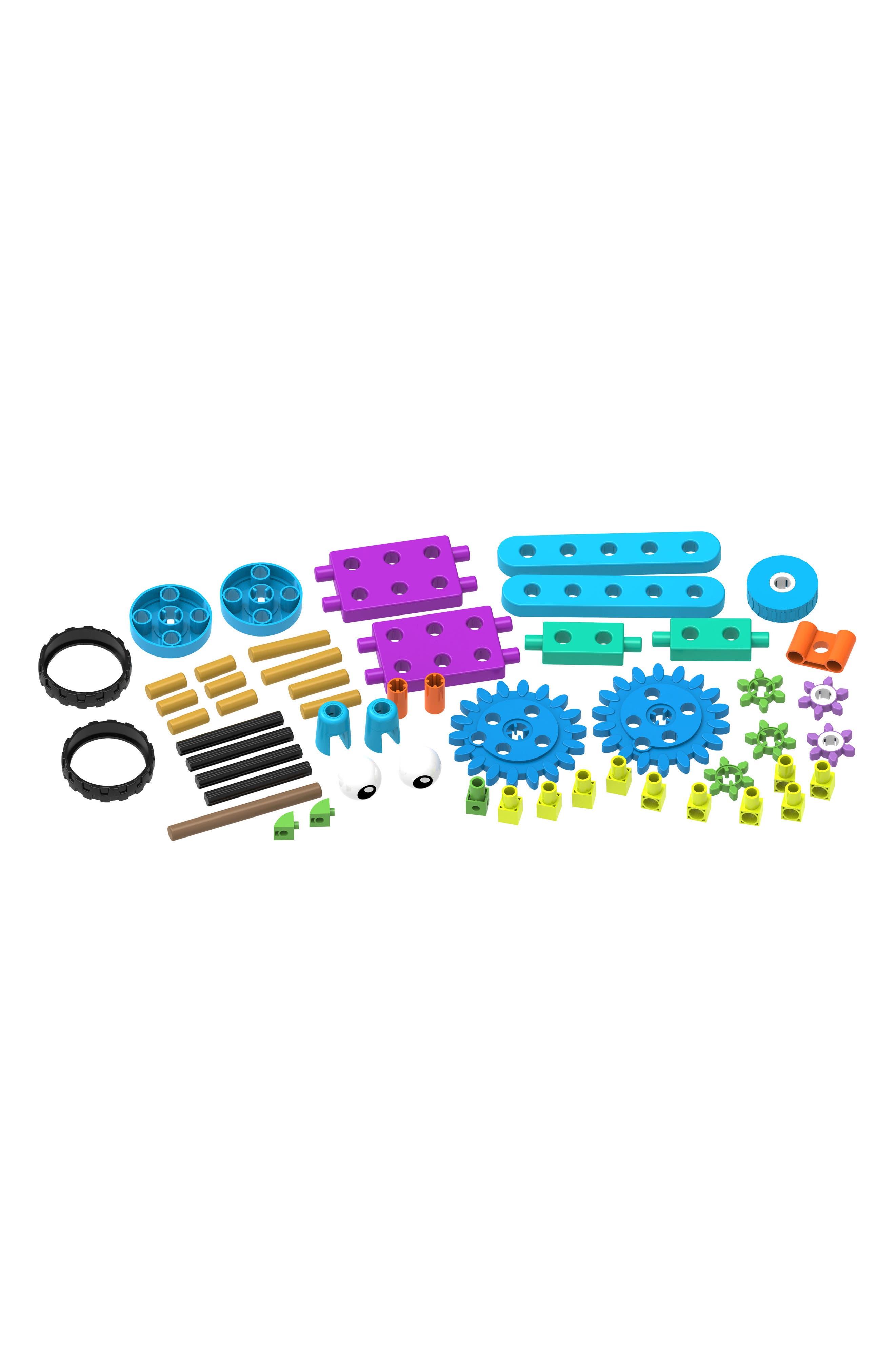 Robot Engineer Building Set & Storybook,                             Alternate thumbnail 10, color,                             Blue