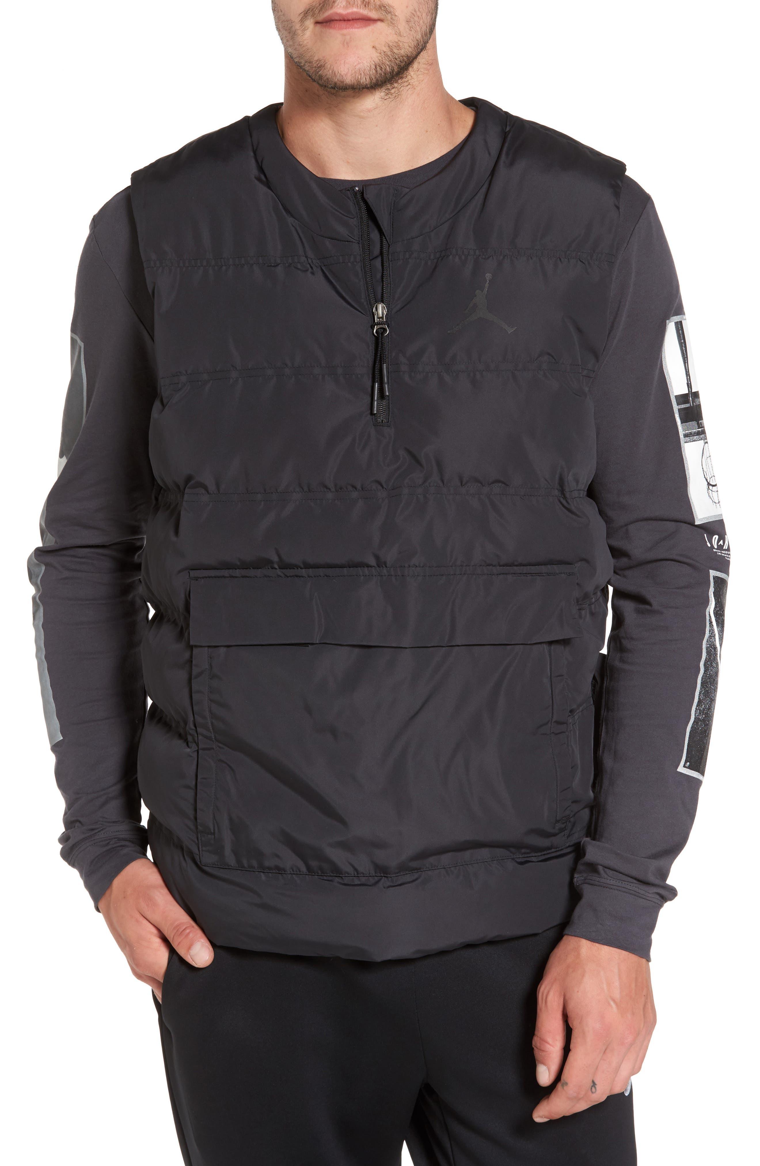 23 Tech Vest,                         Main,                         color, Black