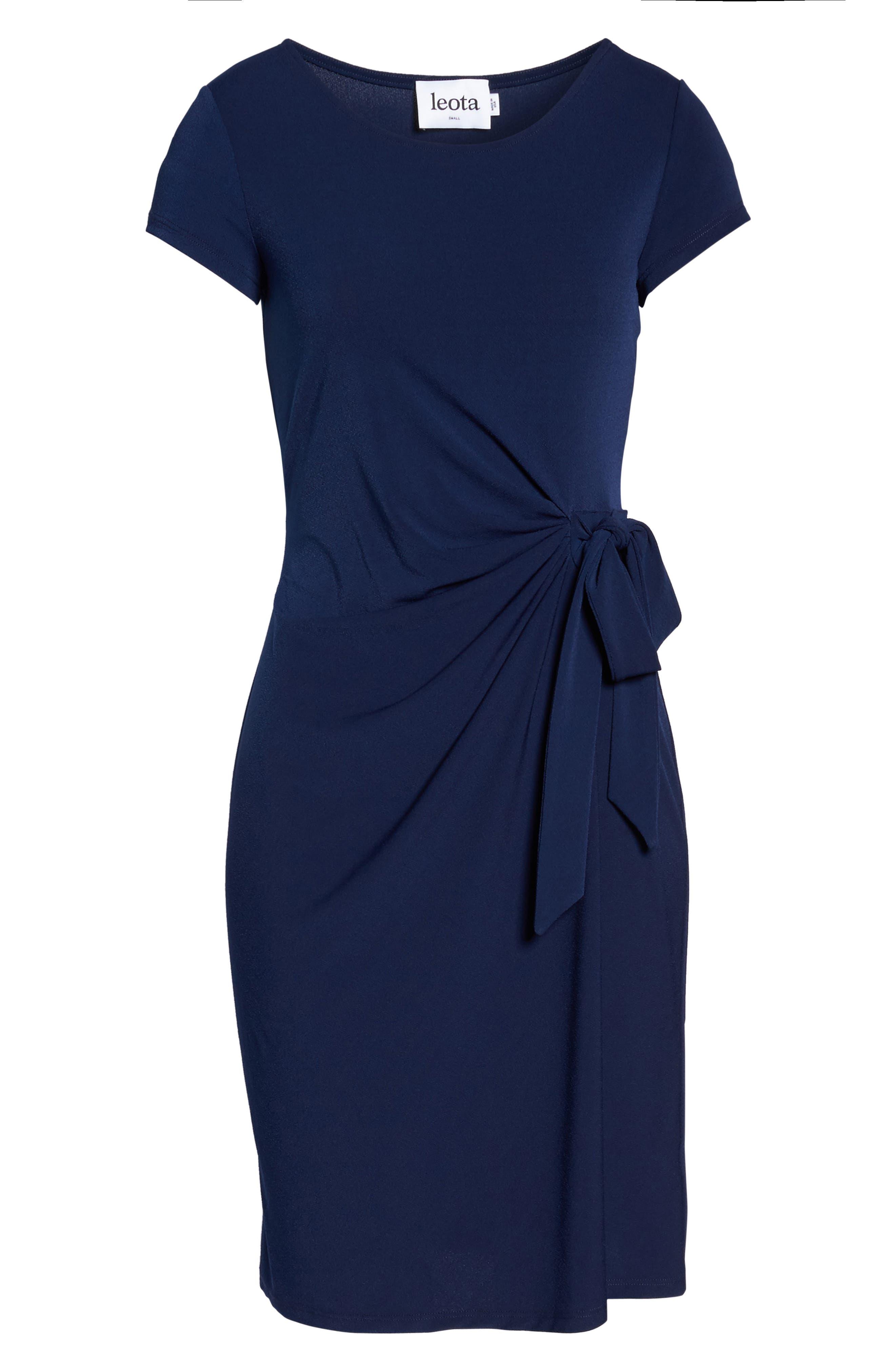 Alternate Image 6  - Leota Madison Stretch Sheath Dress