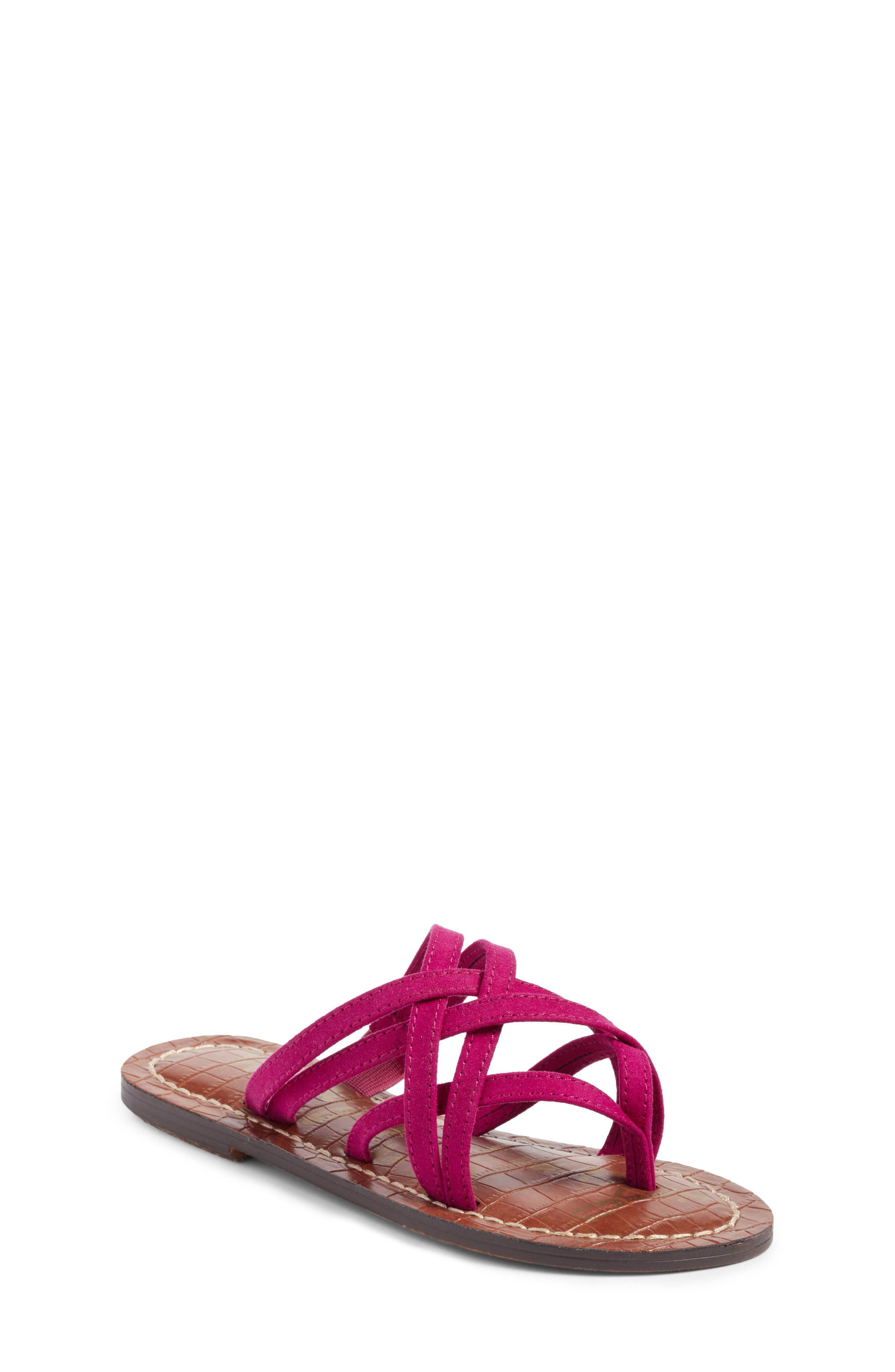 Sam Edelman Gigi Georgette Sandal (Toddler, Little Kid & Big Kid)