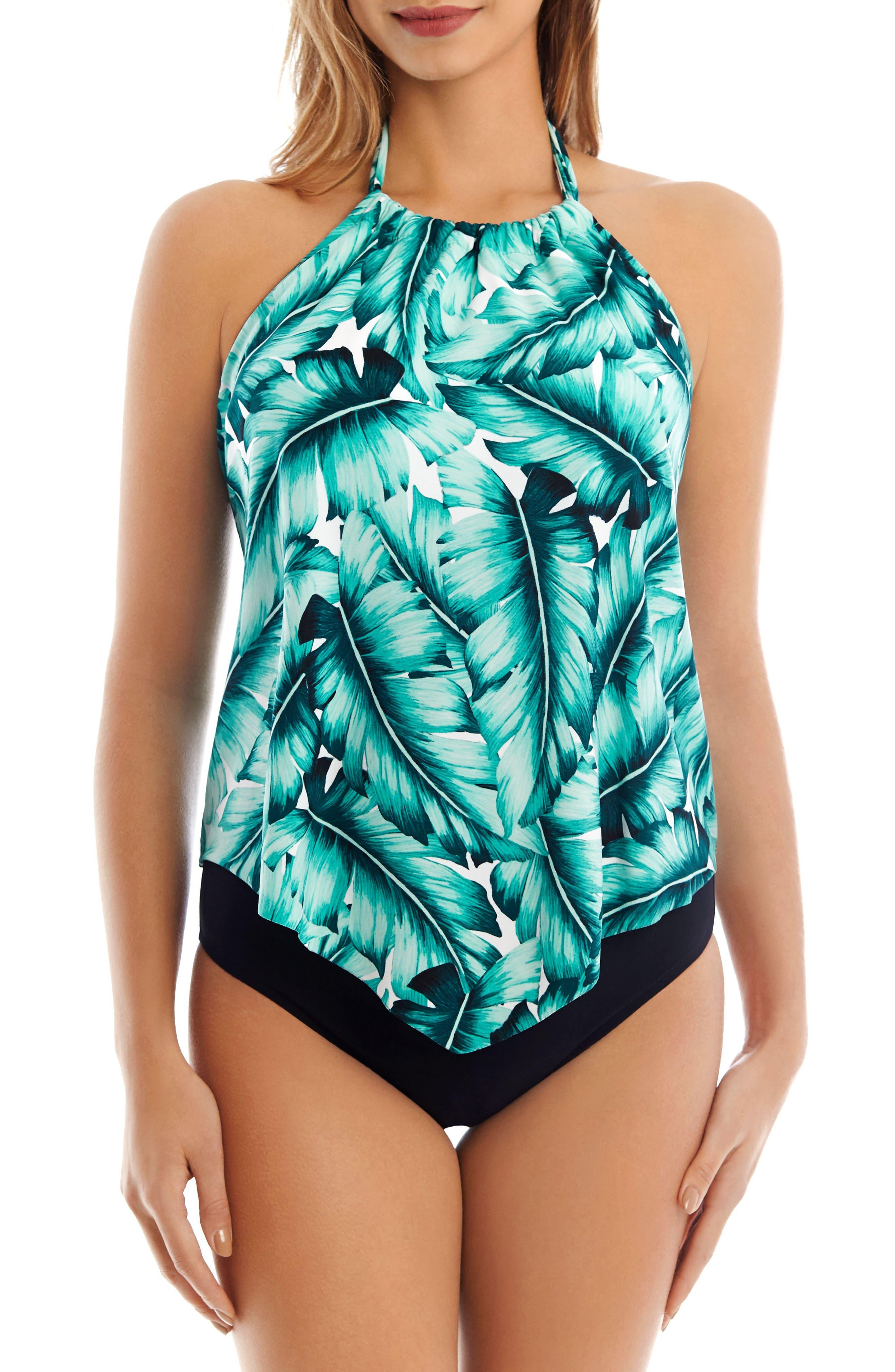 Main Image - Magicsuit® Lanai Nicole Tankini Top
