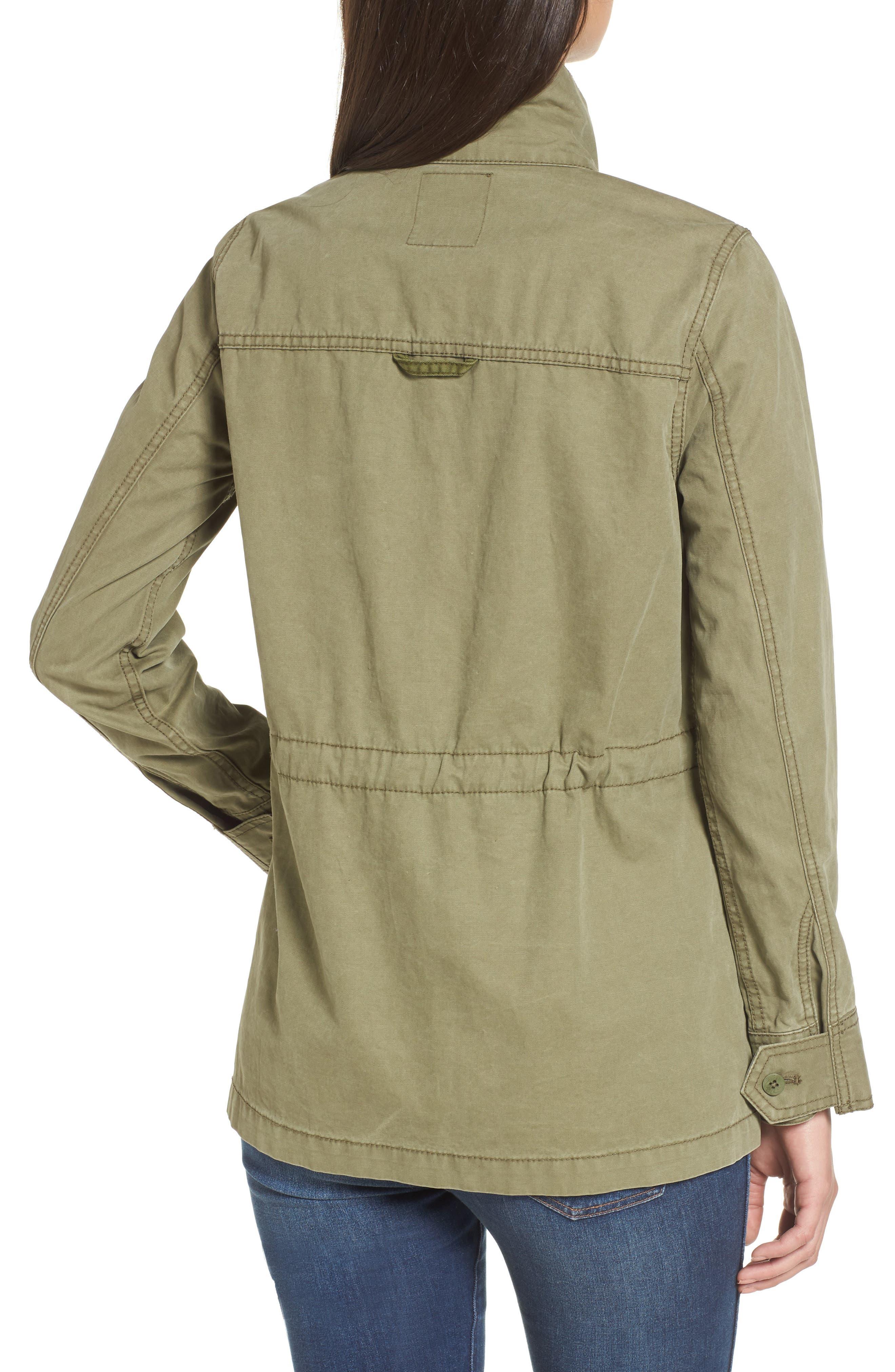 Catskills Jacket,                             Alternate thumbnail 3, color,                             Military Surplus