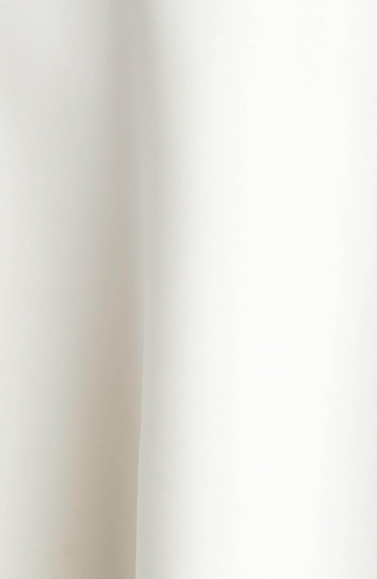 Alternate Image 4  - Hannah Banana Cap Sleeve Bow Dress (Big Girls)
