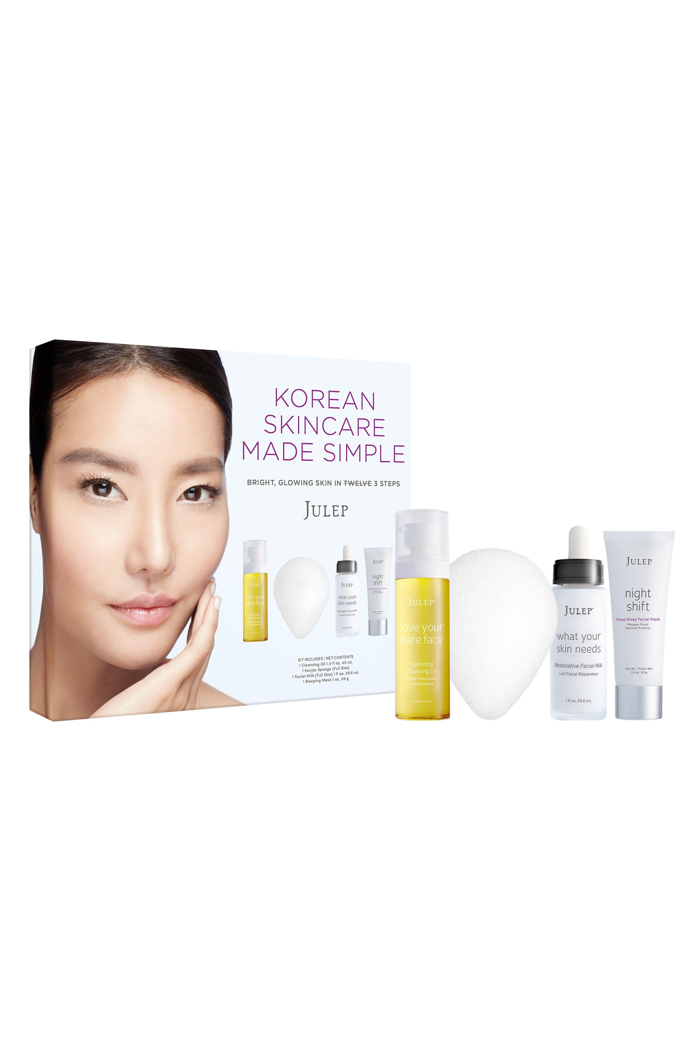 Julep<sup>™</sup> Korean Skin Care Made Simple,                         Main,                         color, No Color