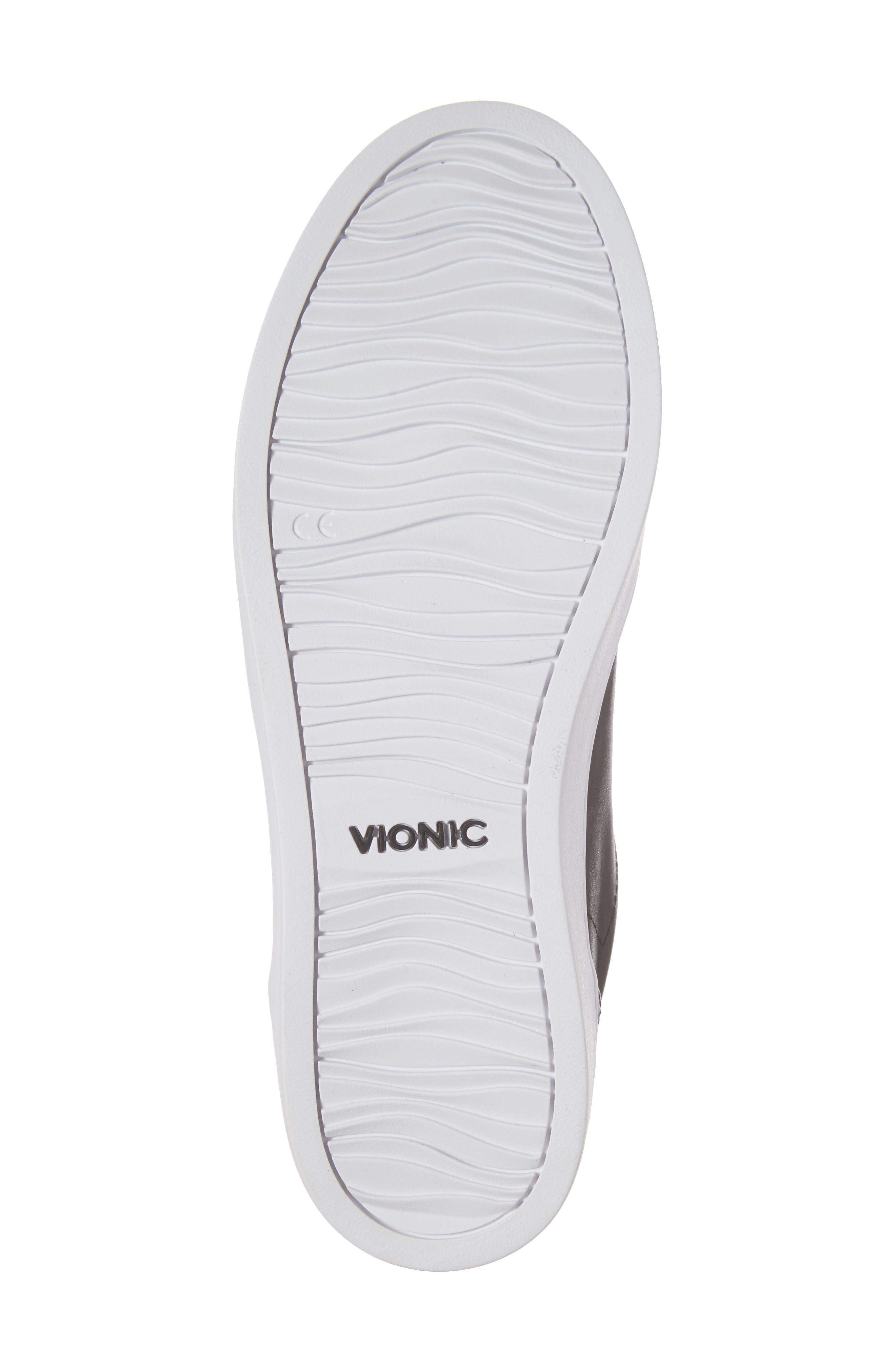 Splendid Syra Sneaker,                             Alternate thumbnail 6, color,                             Black Leather