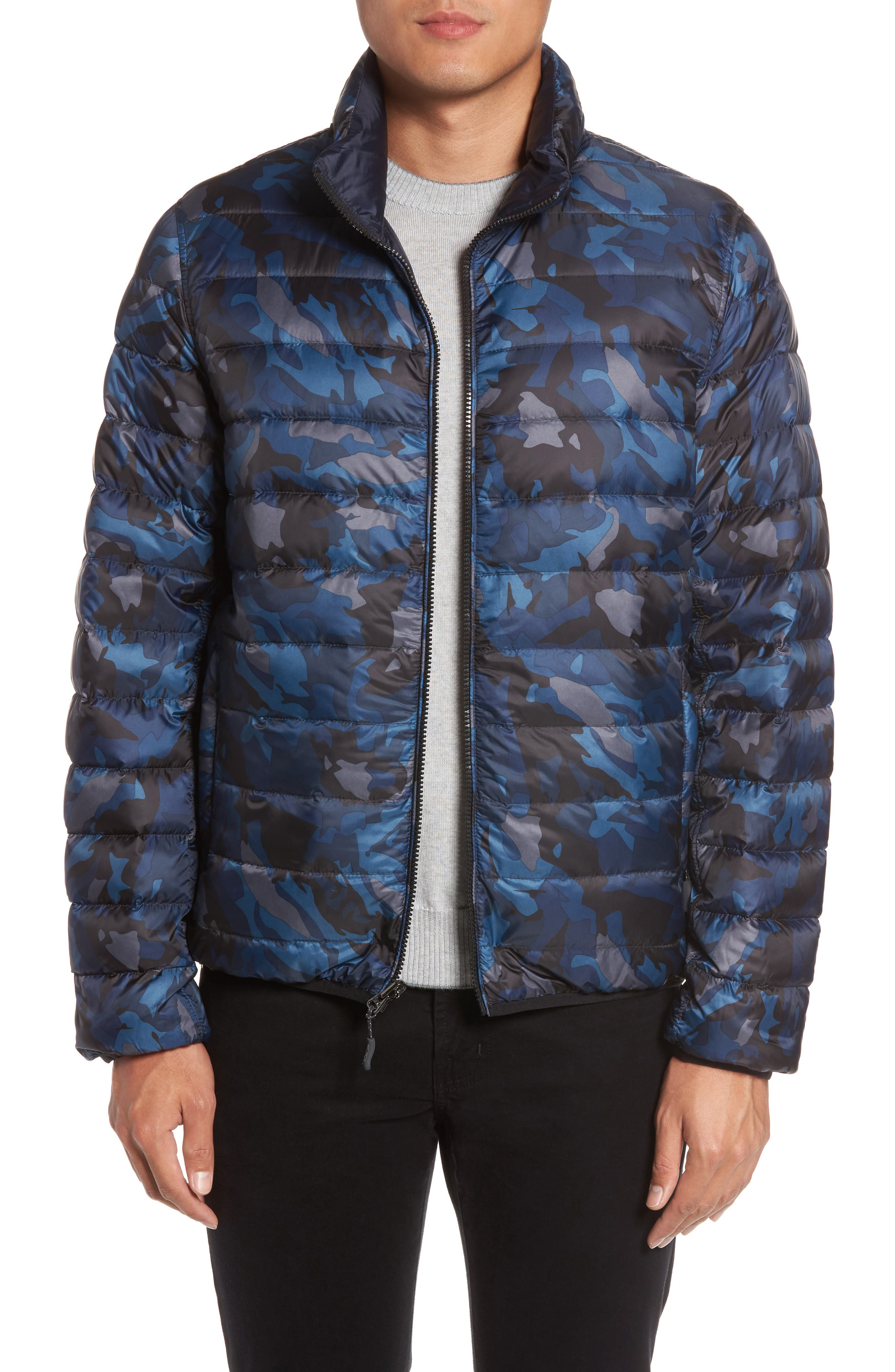 Tumi Reversible Down Jacket