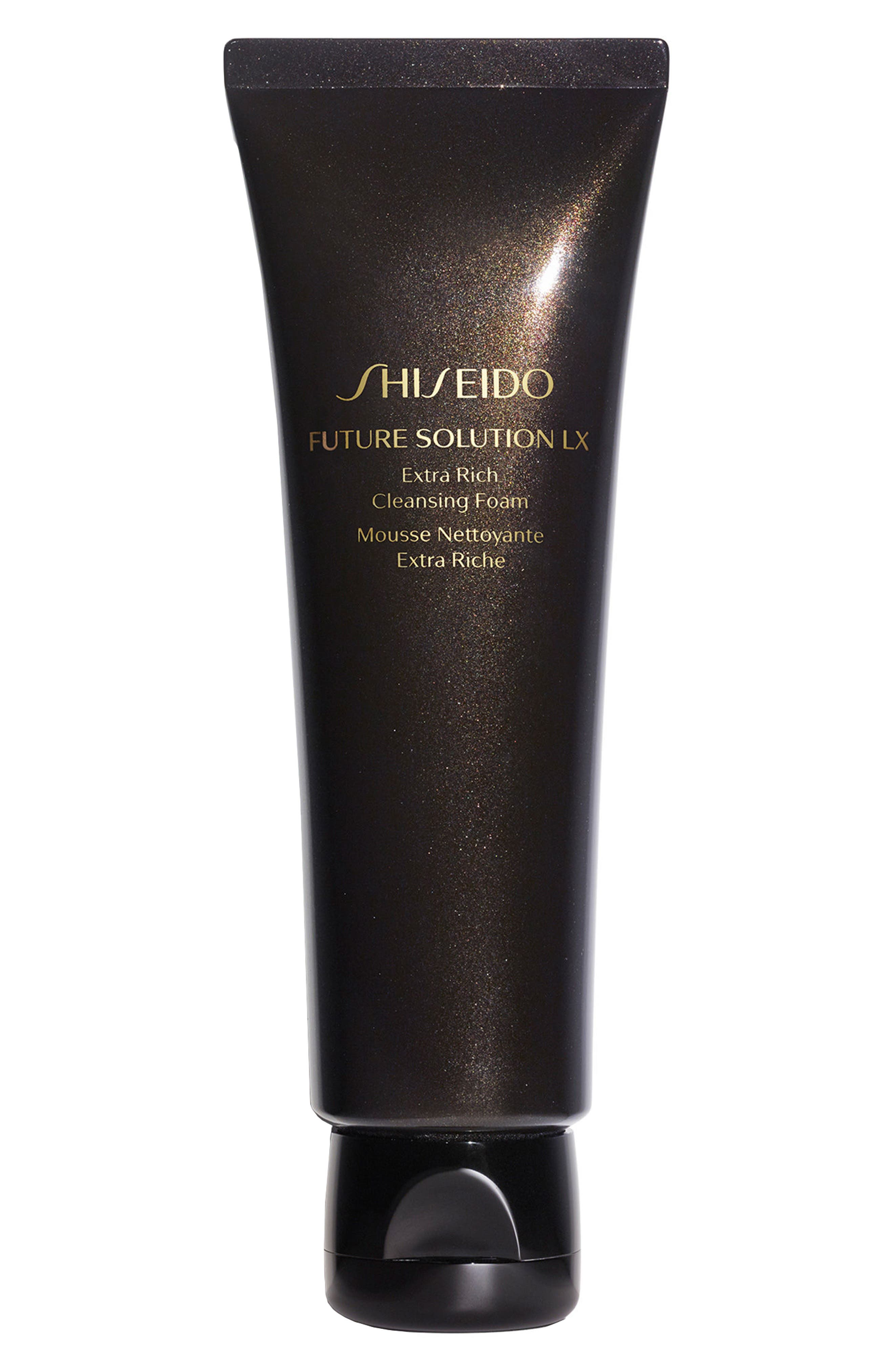 Main Image - Shiseido Future Solution LX Extra Rich Cleansing Foam