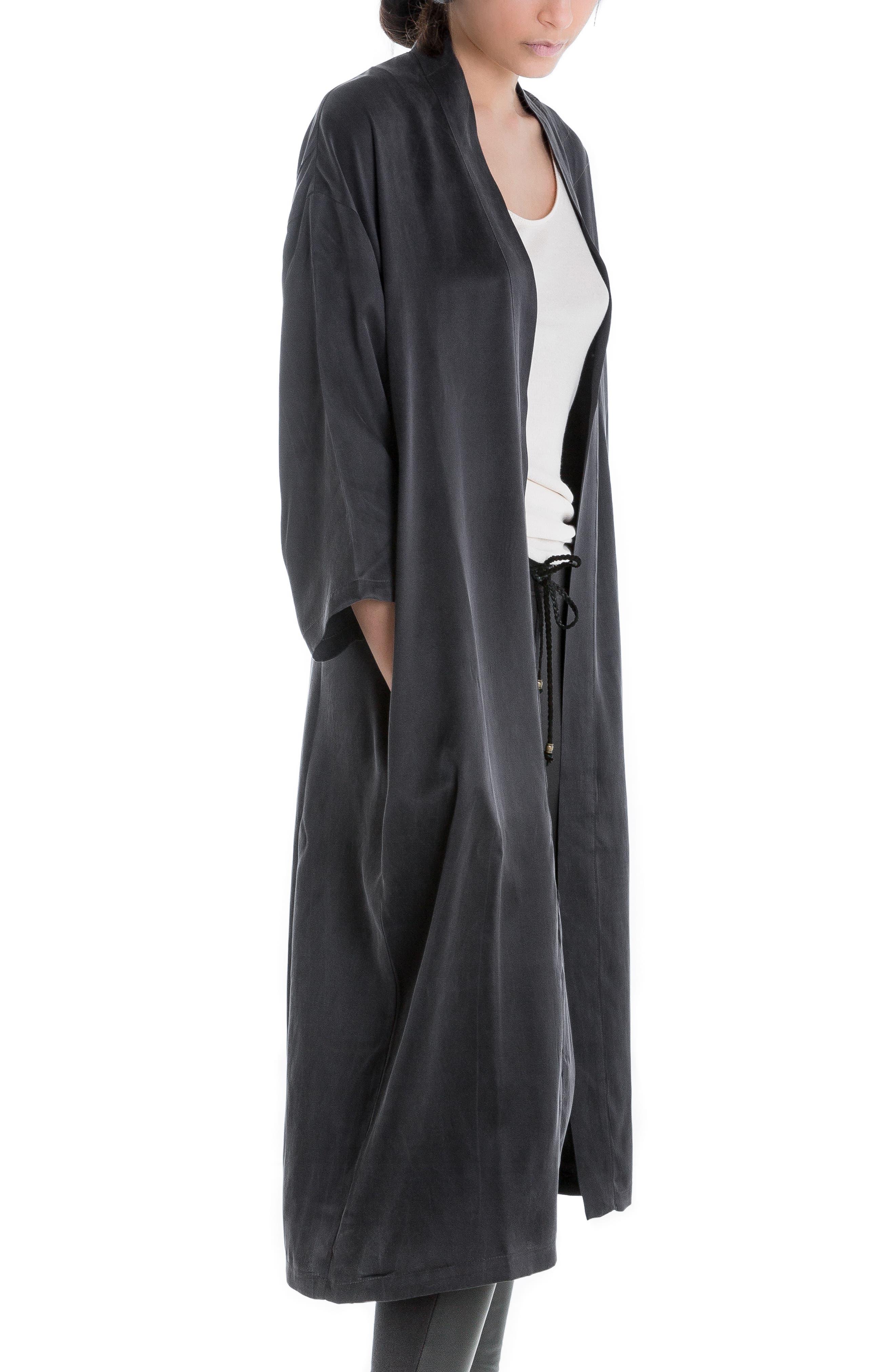 Ragdoll Silk Kimono