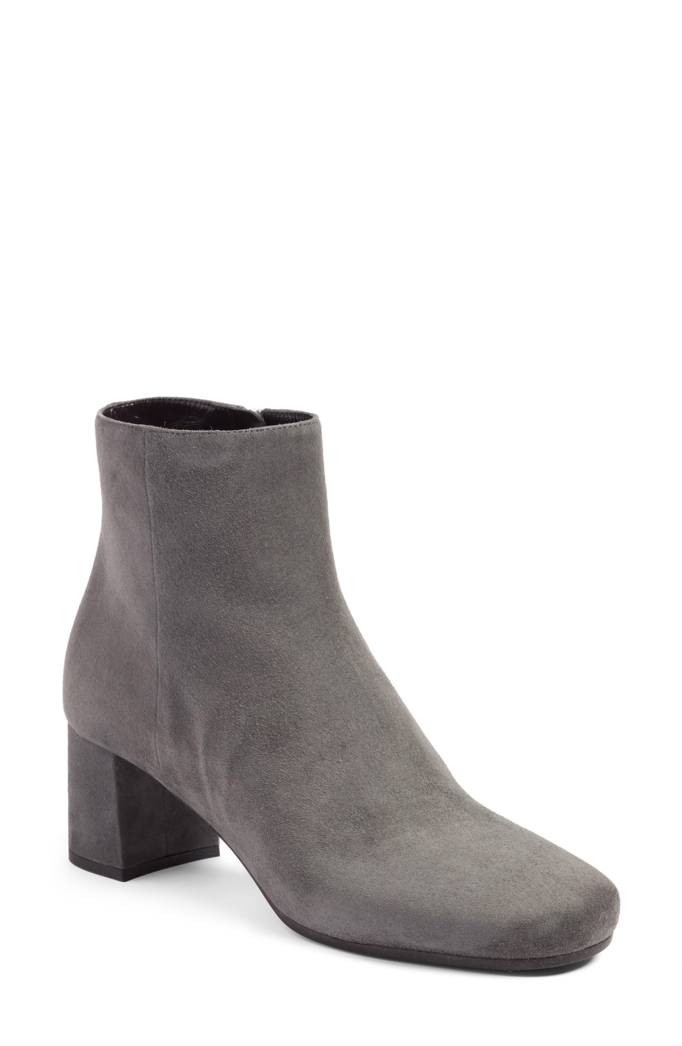 Main Image - Prada Block Heel Bootie (Women)
