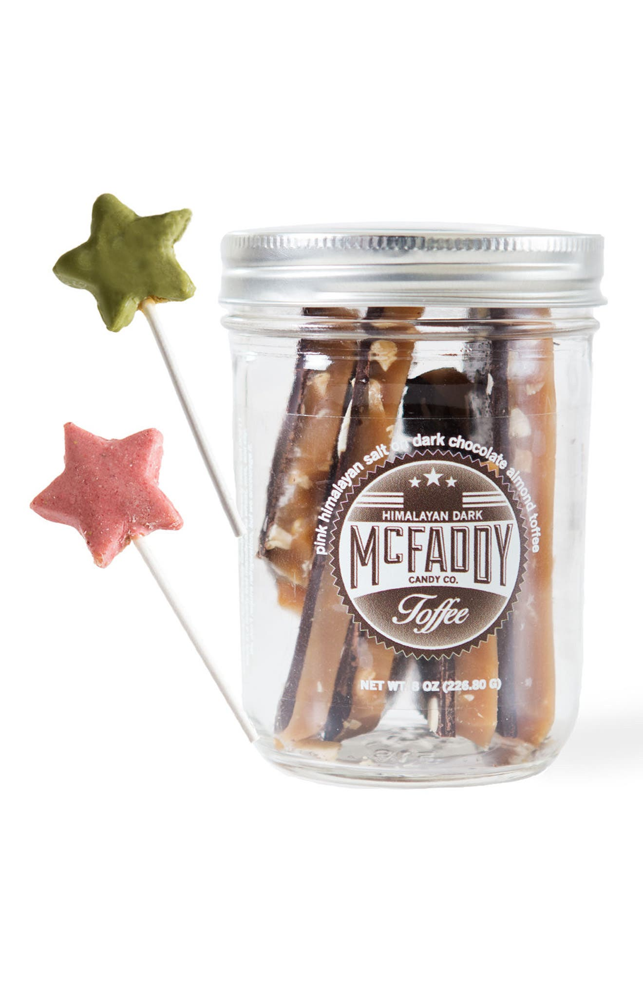 Alternate Image 1 Selected - McFaddy Candy A Tasty Little Gift Set