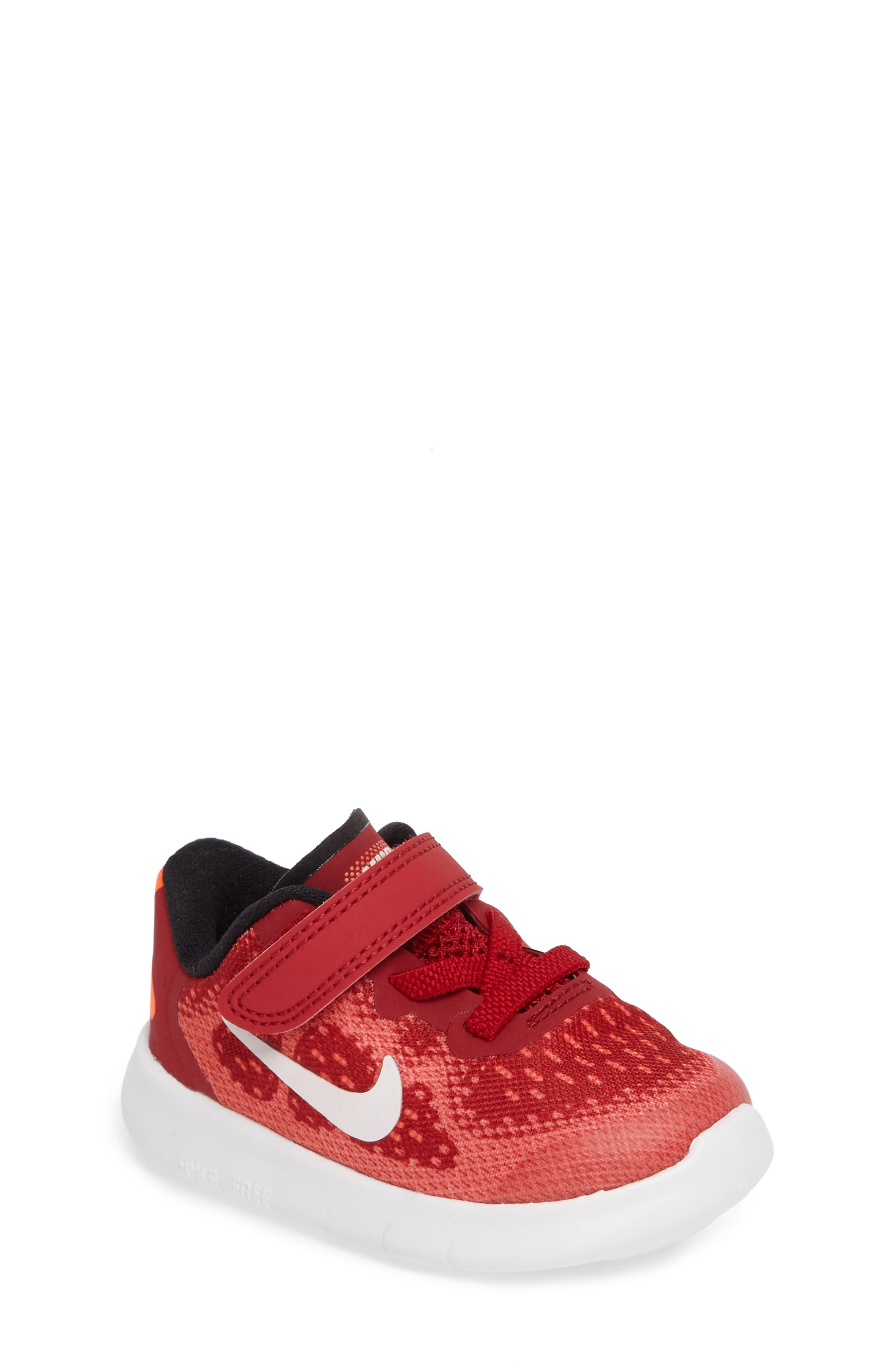 Main Image - Nike Free RN 2017 Sneaker (Baby, Walker, Toddler & Little