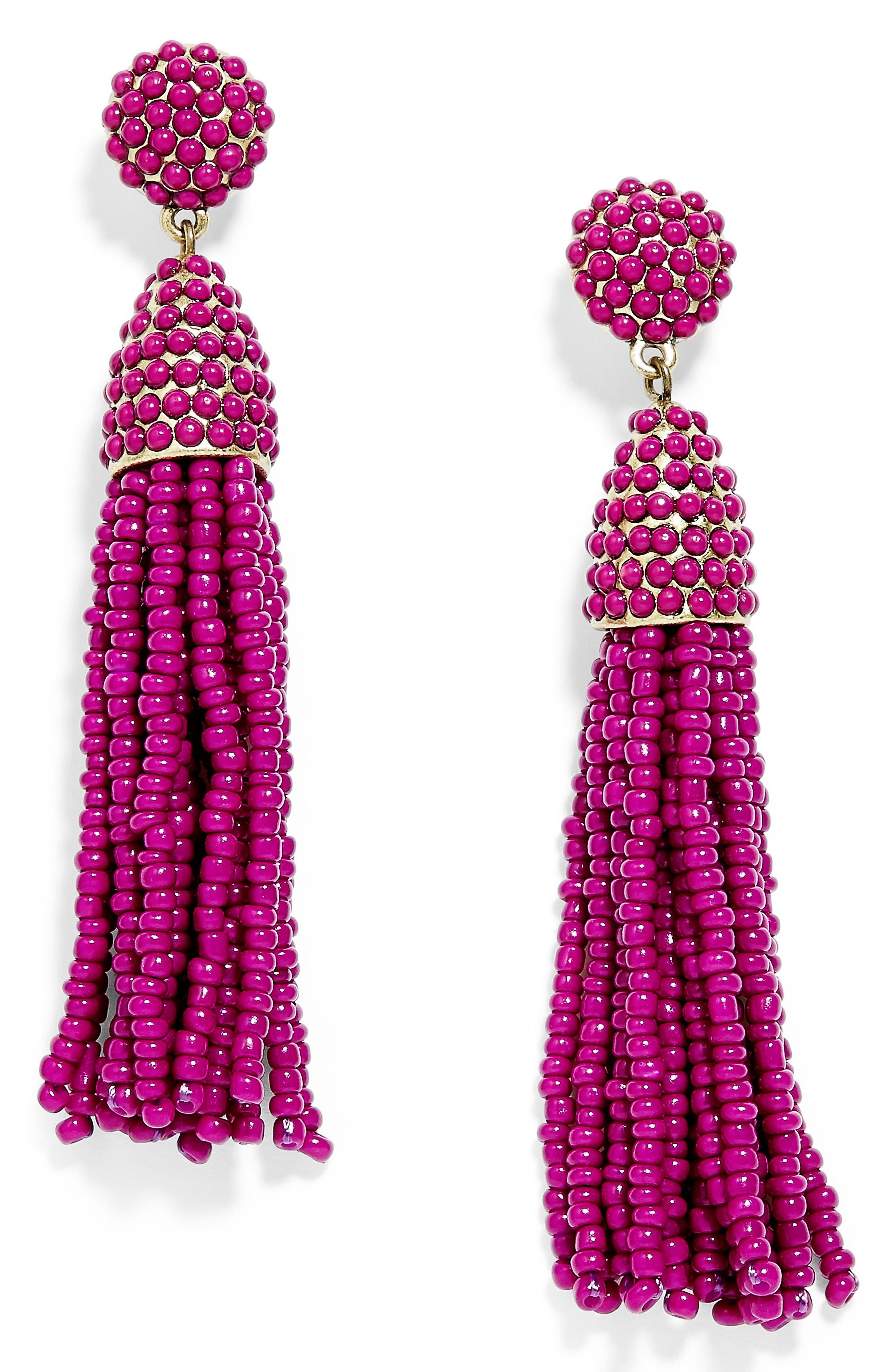 BaubleBar 'Piñata' Tassel Earrings