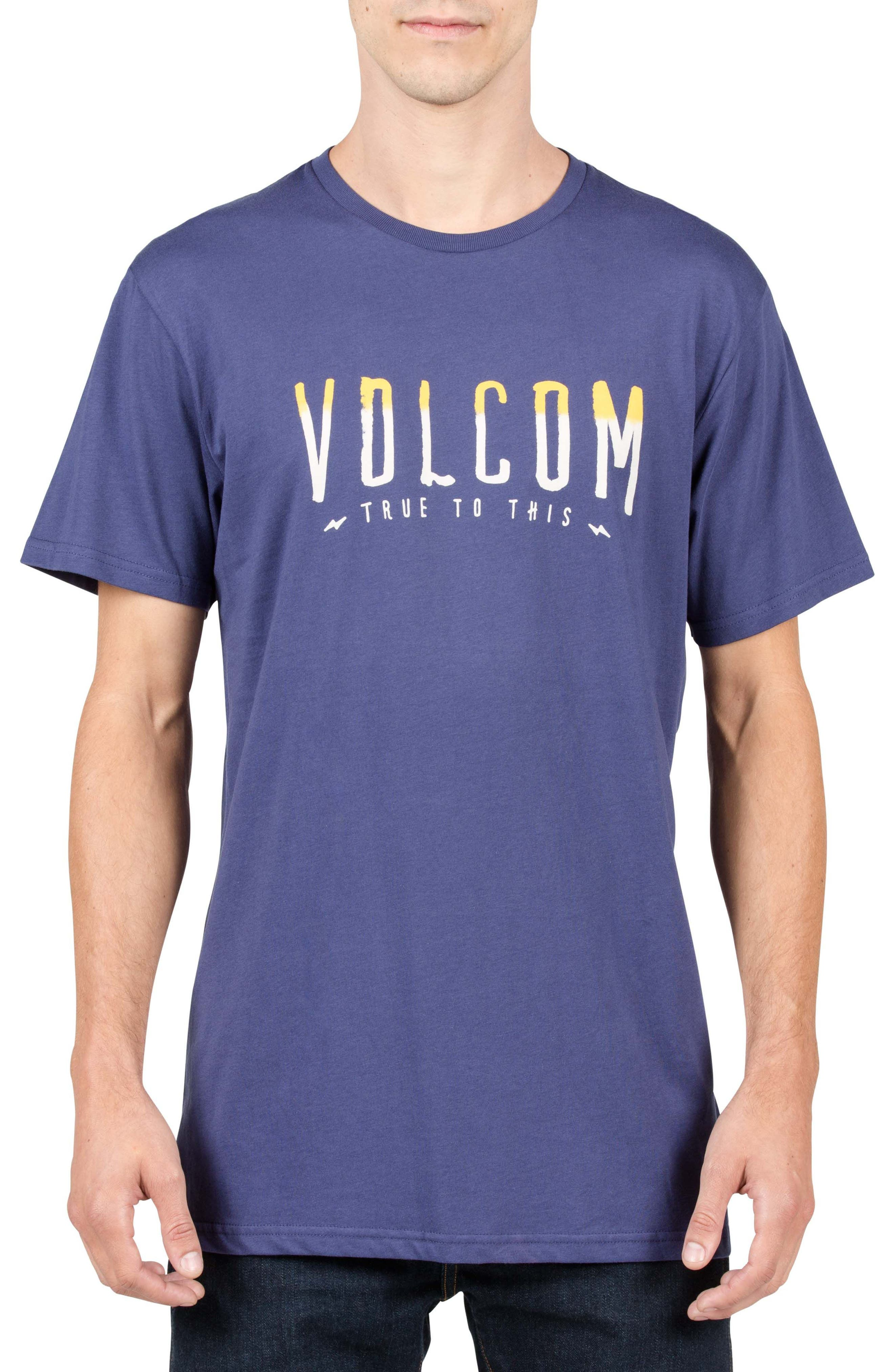 Volcom T-Mark Logo T-Shirt