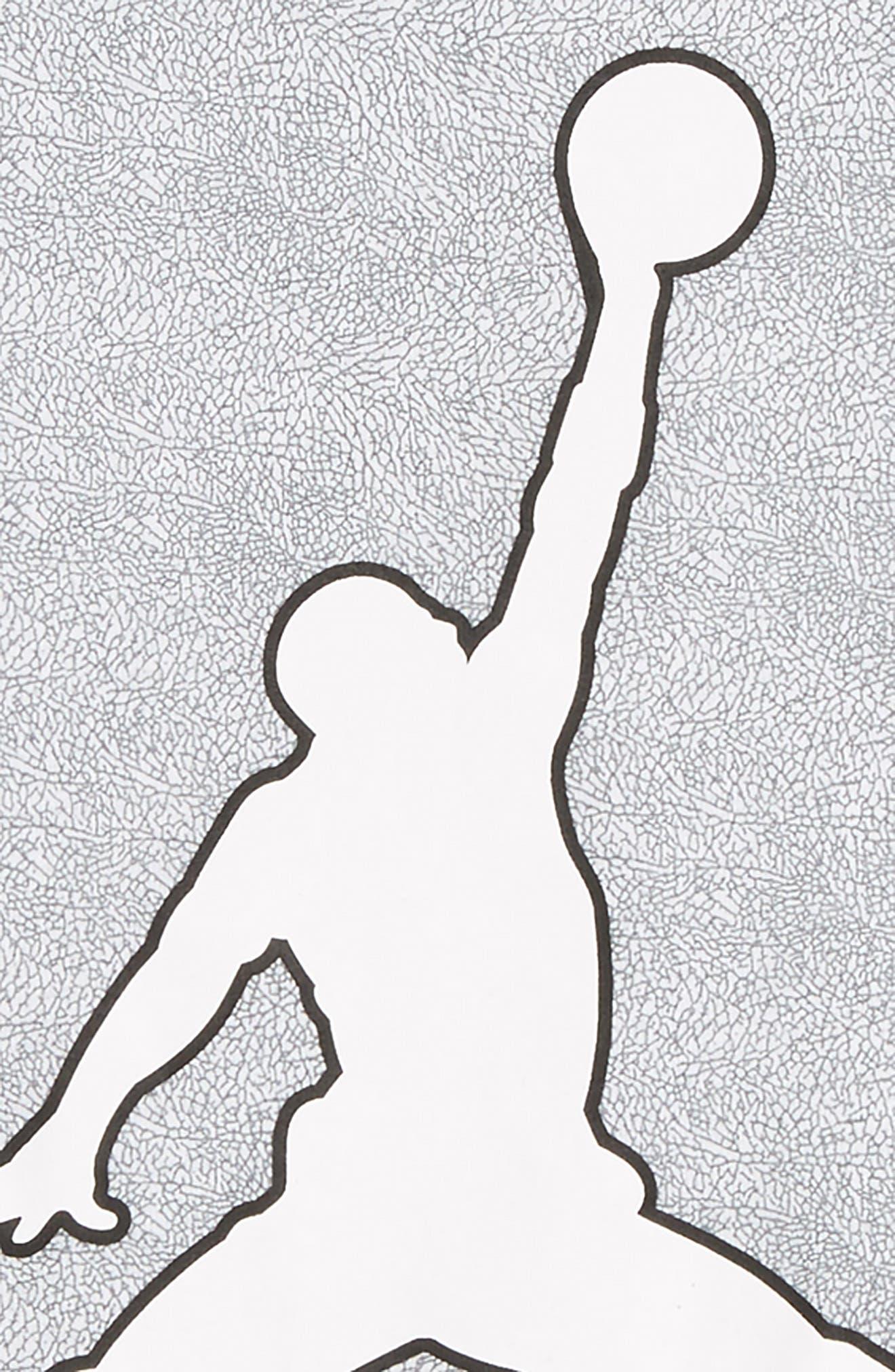 Alternate Image 2  - Jordan Jumpman Graphic T-Shirt (Toddler Boys & Little Boys)