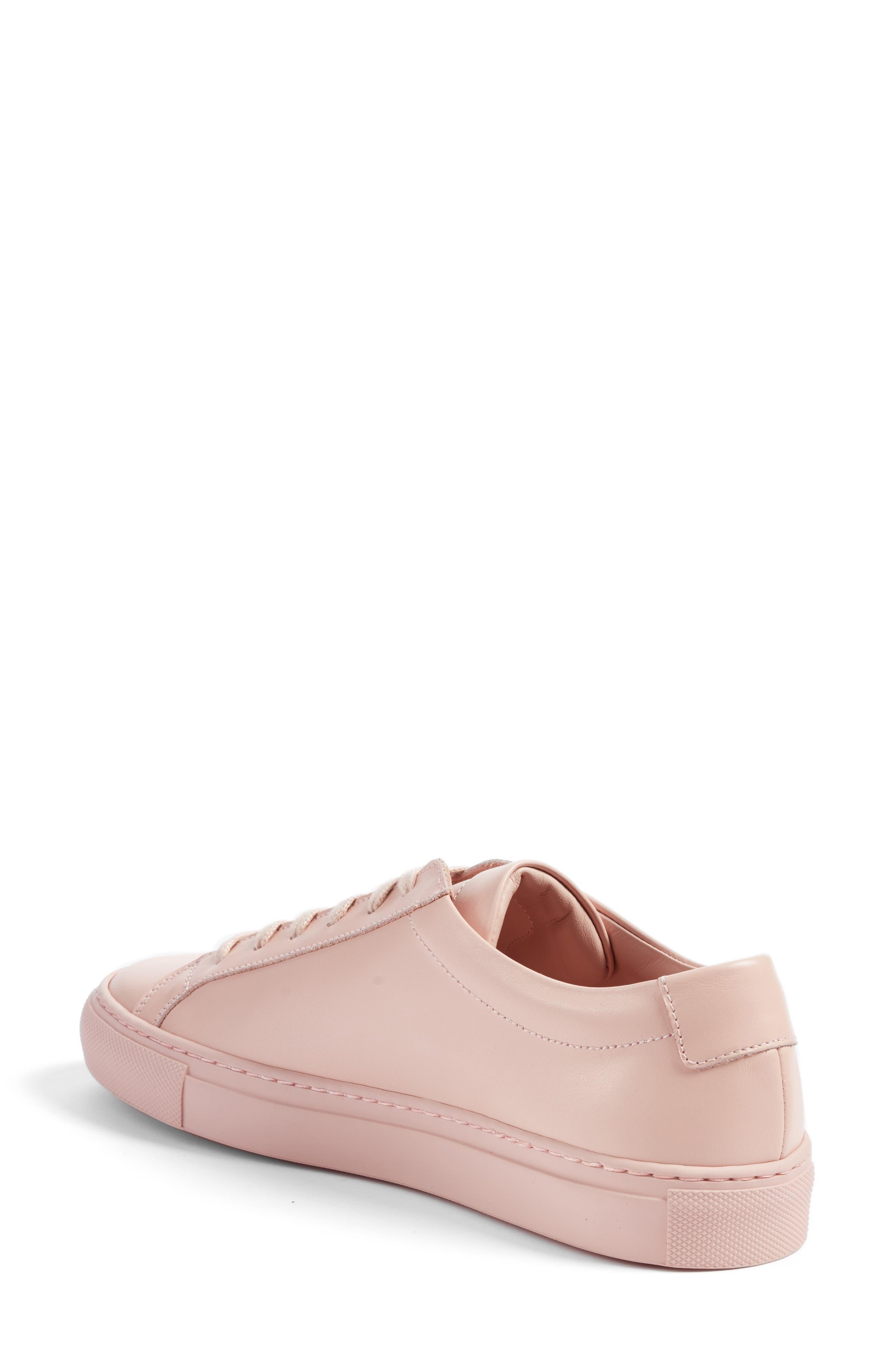 Original Achilles Sneaker,                             Alternate thumbnail 2, color,                             Blush Leather