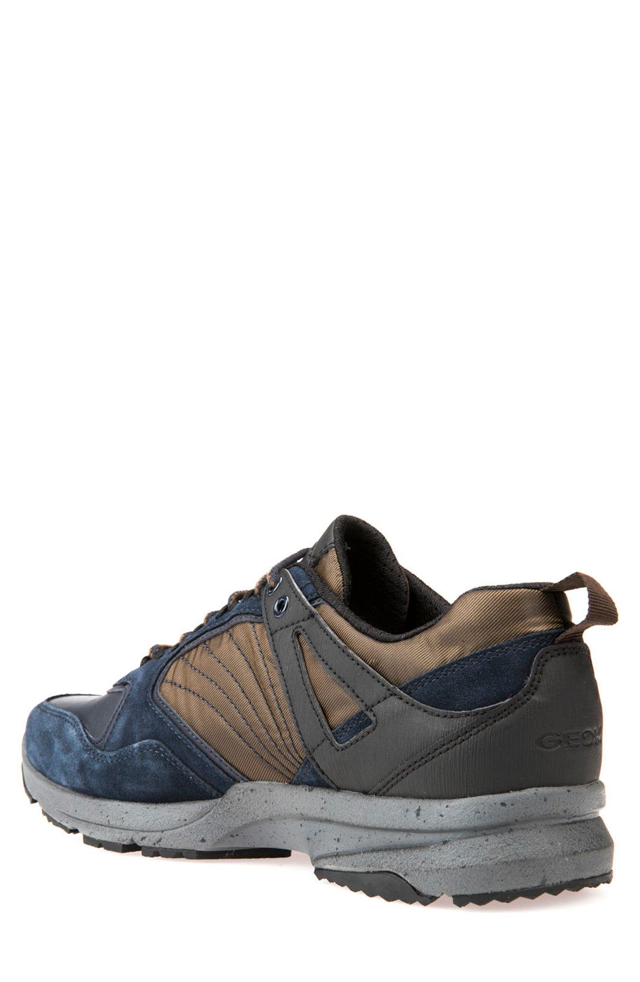 Gegy ABX Waterproof Sneaker,                             Alternate thumbnail 2, color,                             Navy/ Musk