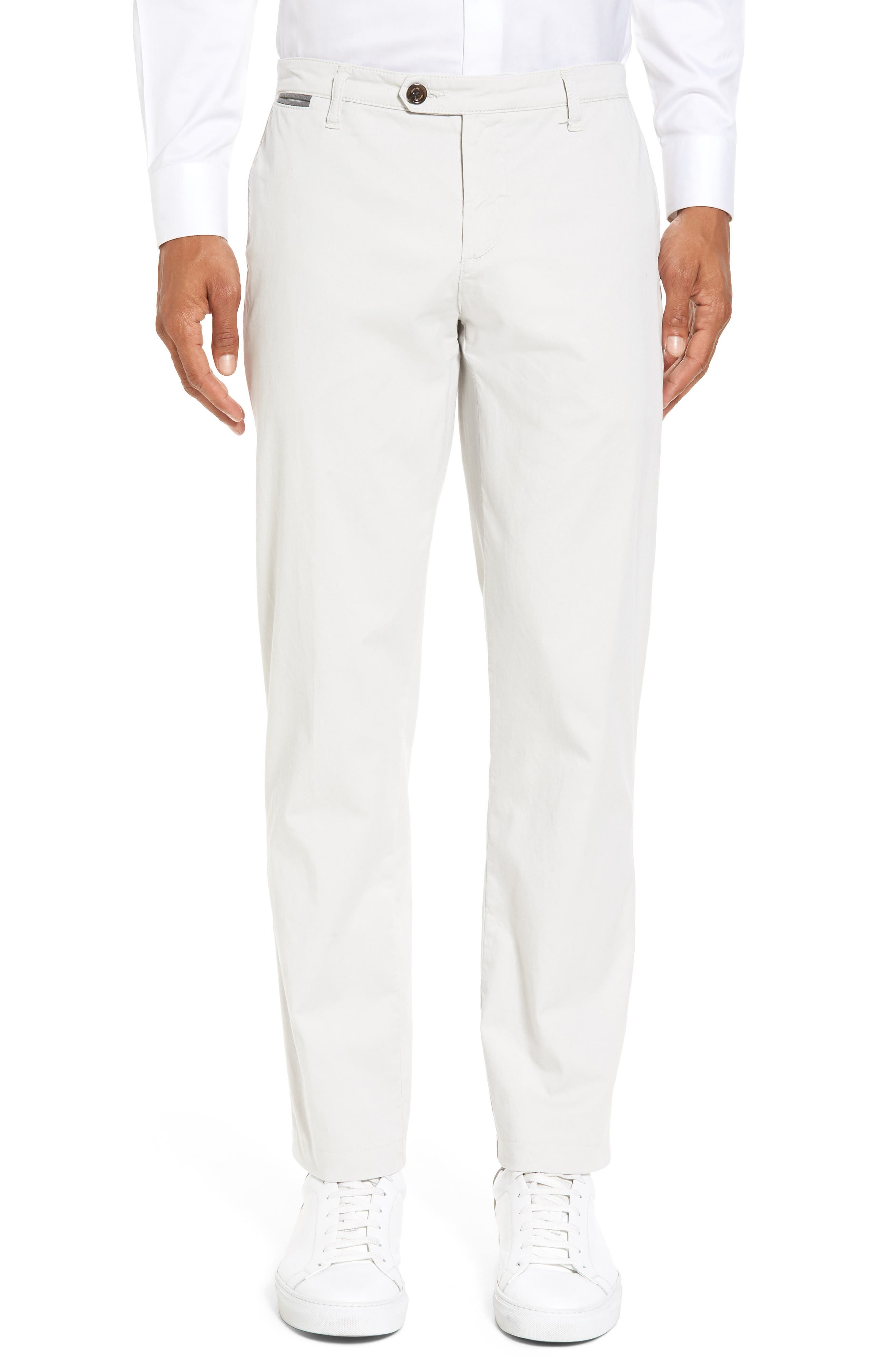 Eleventy Slim Fit Chino Pants